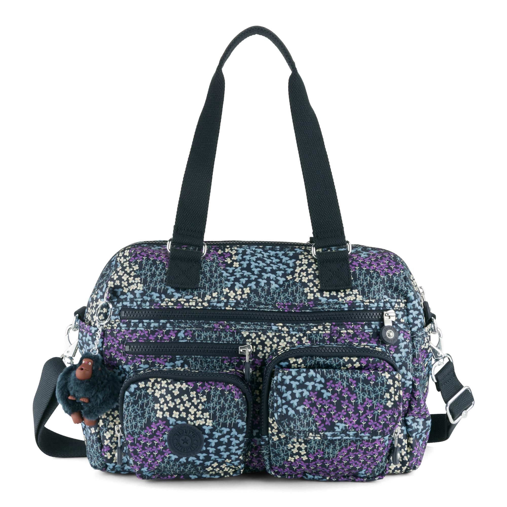 Mara Printed Handbag Kipling