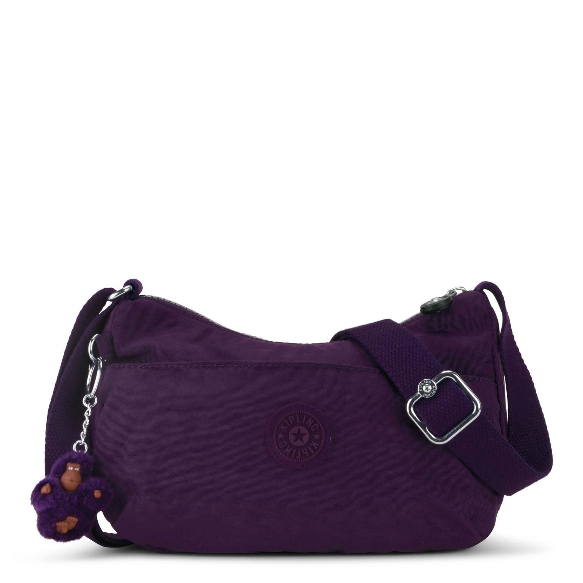 Adley Mini Bag Deep Purple Large