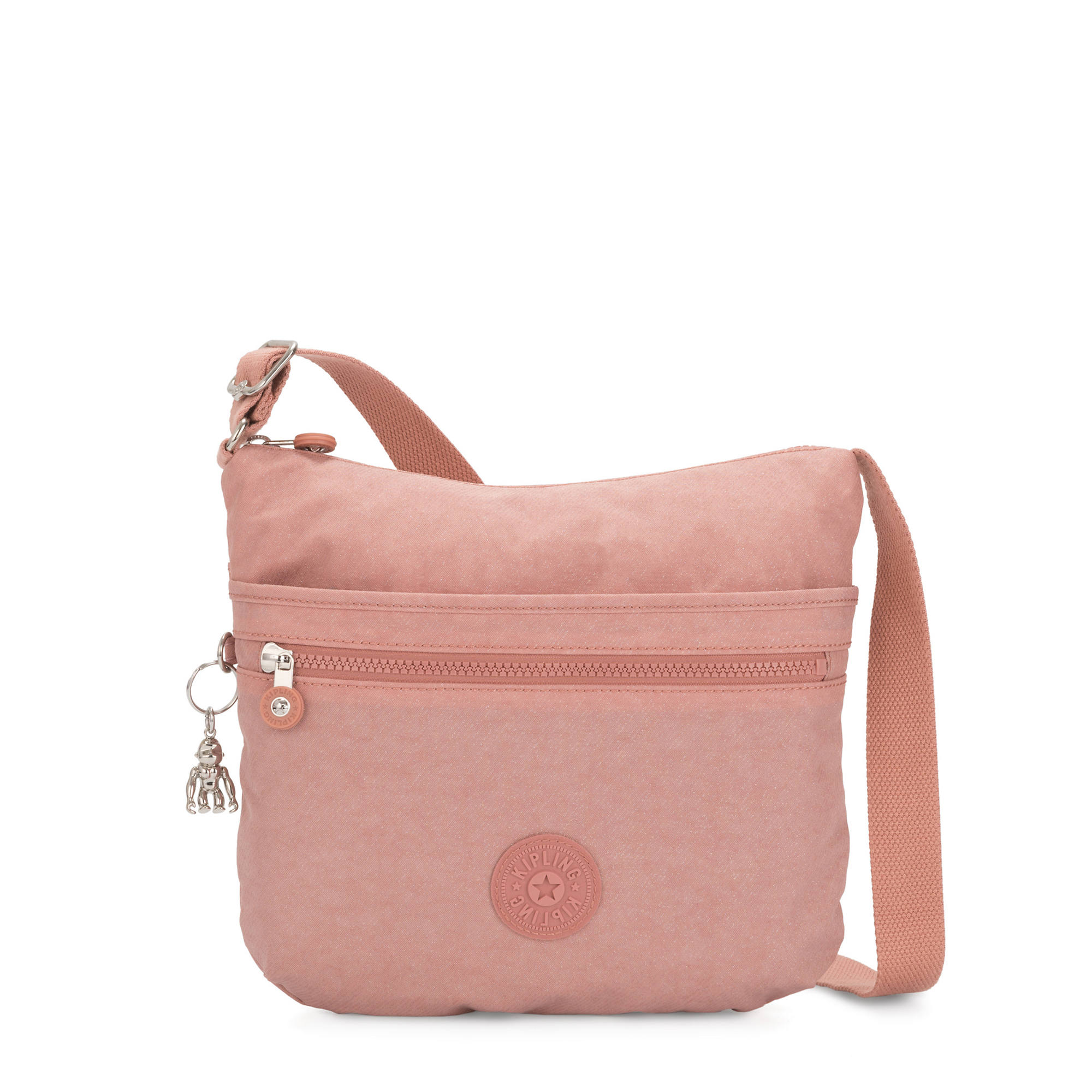 Arto Crossbody Bag,Glimmer Pink,large-zoomed