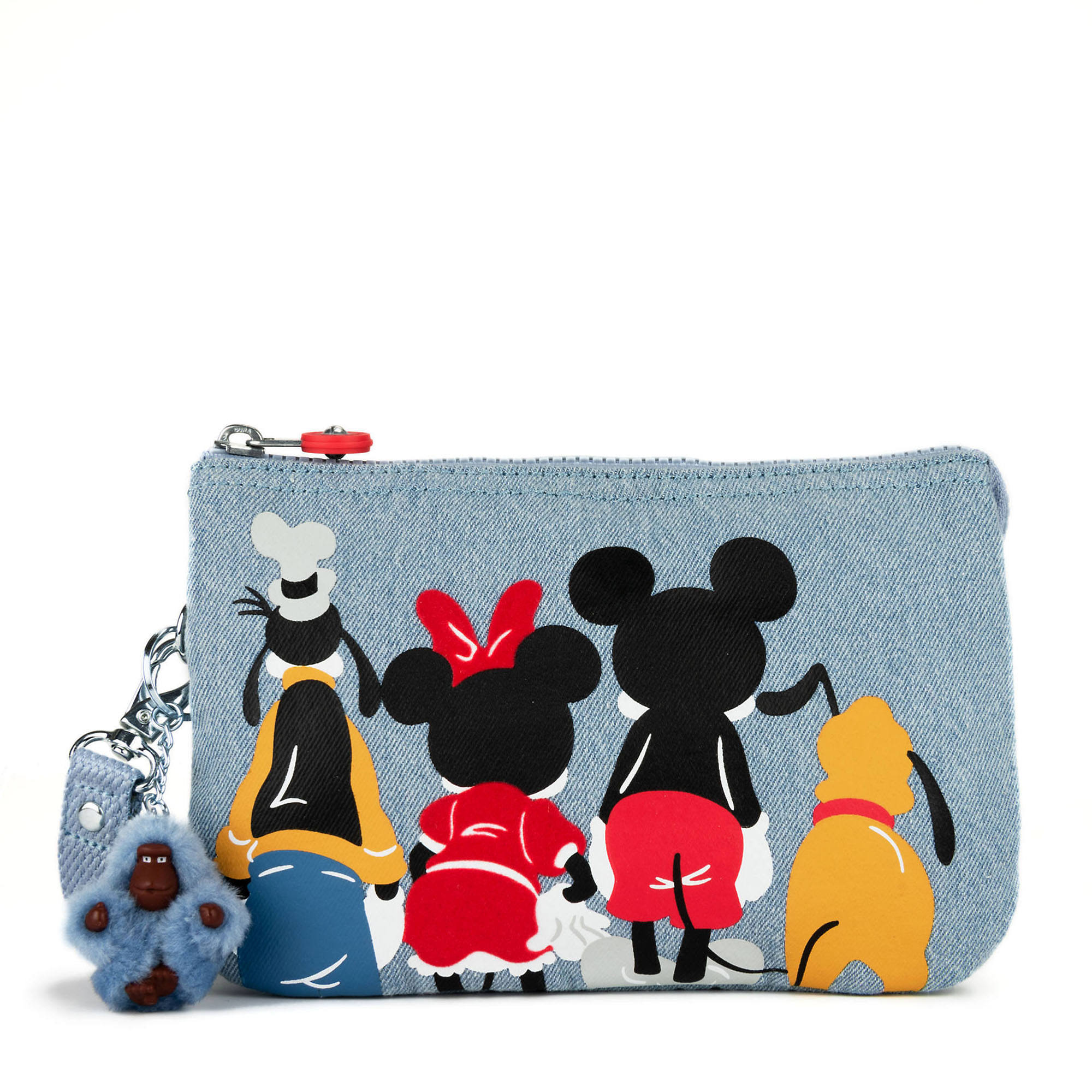 81560c31100 Disney s 90 Years of Mickey Mouse Creativity Extra Large Pouch