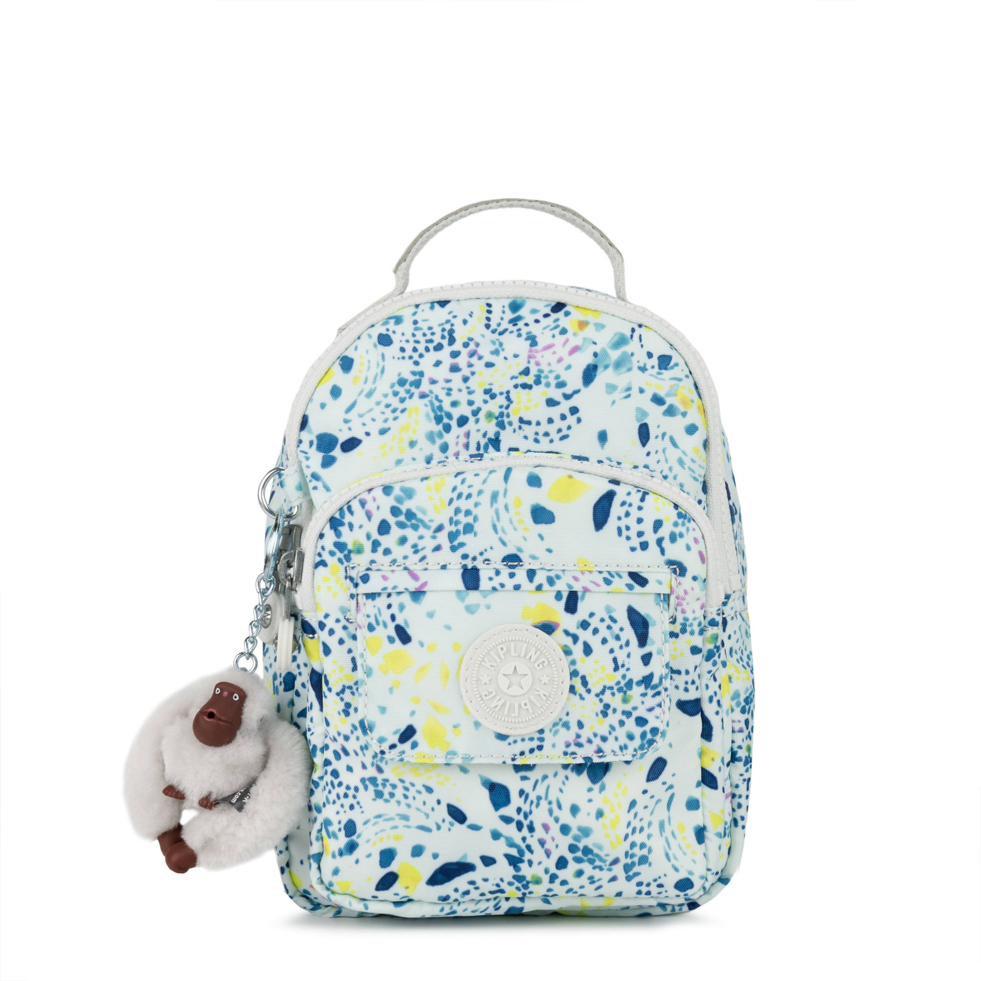 3fa3a110a4 Alber 3-In-1 Convertible Mini Bag Printed Backpack