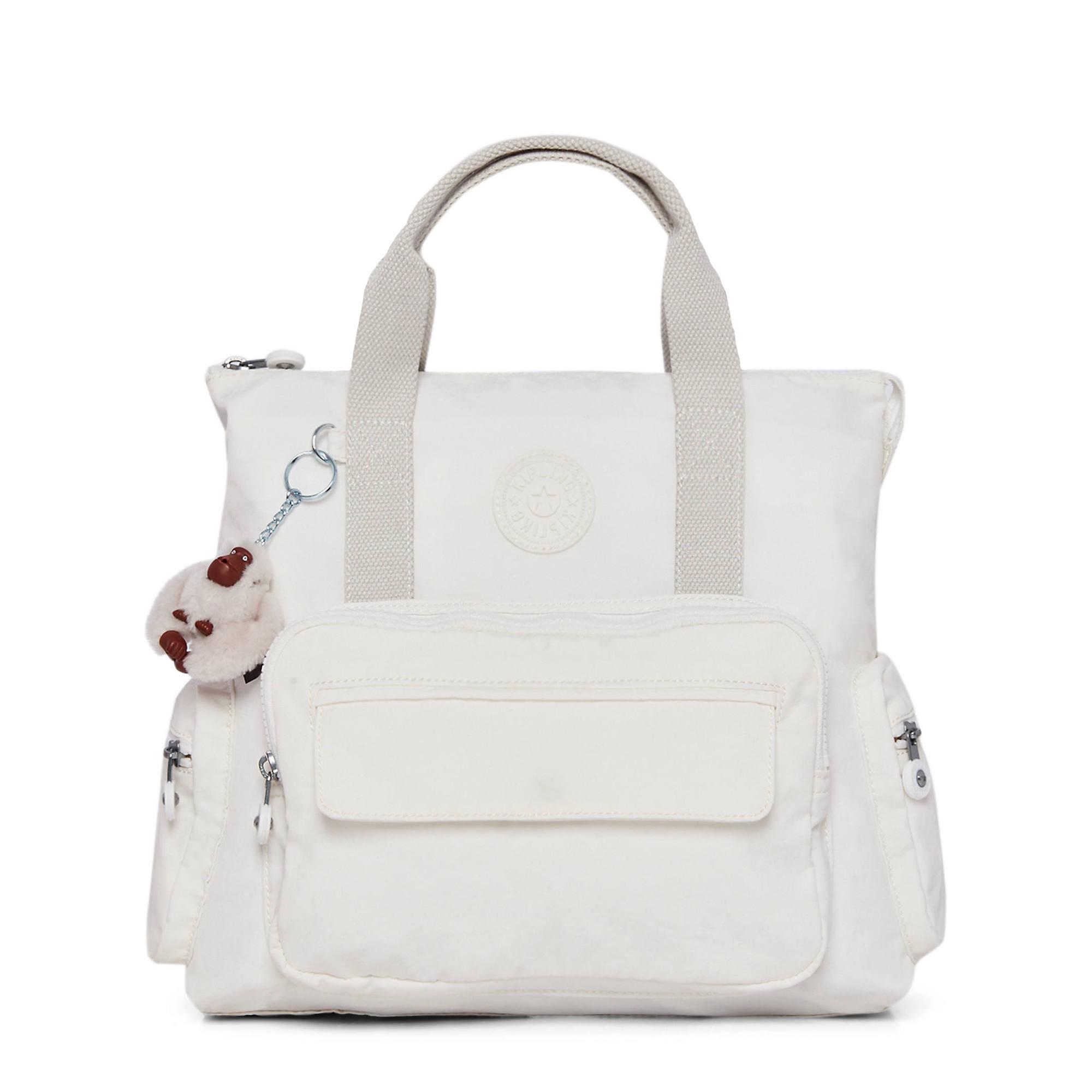 Kipling-Alvy-2-In-1-Convertible-Tote-Bag-Backpack miniatura 4