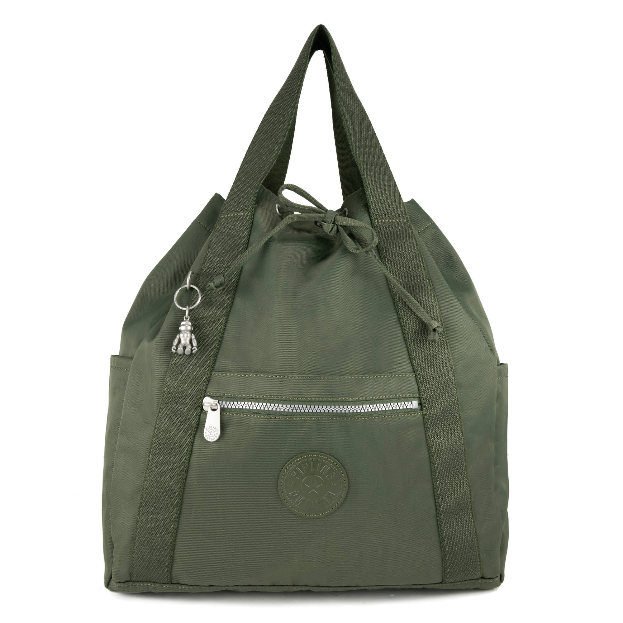 b49a865473 Art Medium Tote Backpack,Rich Green,large