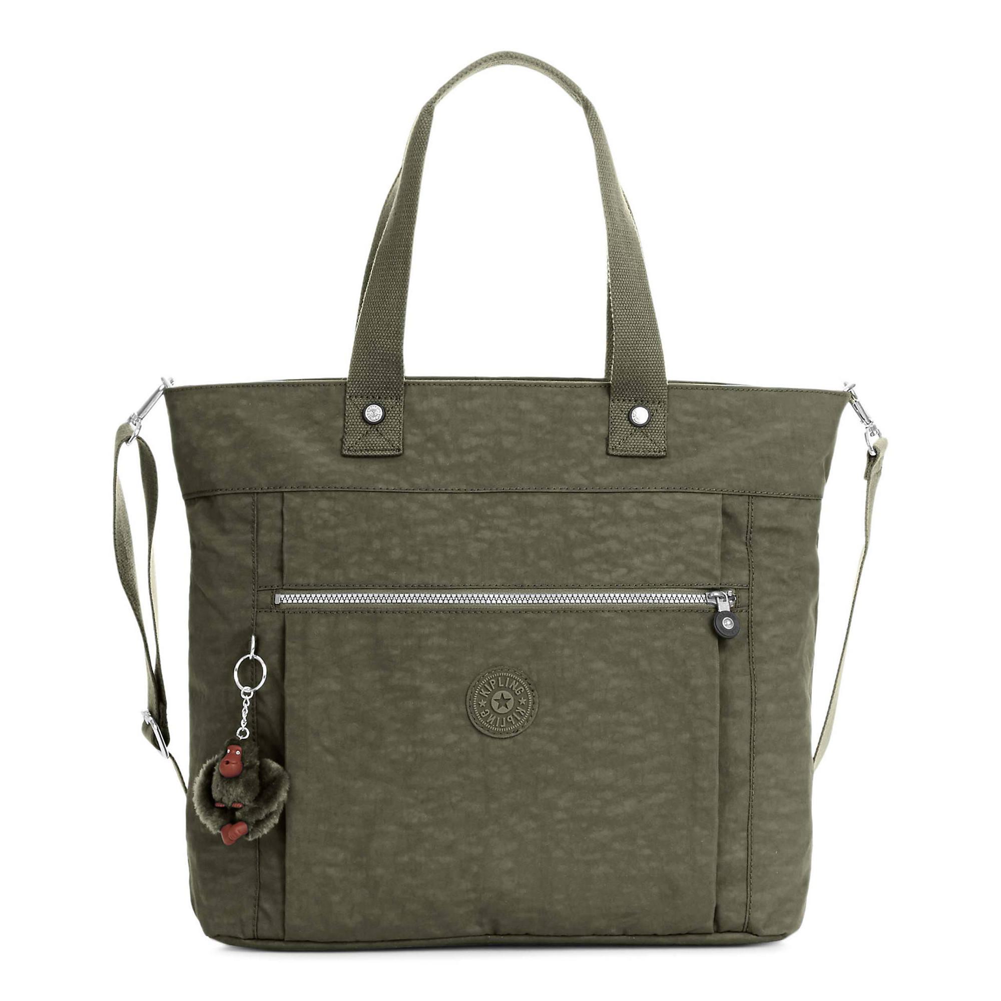 Lizzie 15 Laptop Tote Bag Jaded Green Large