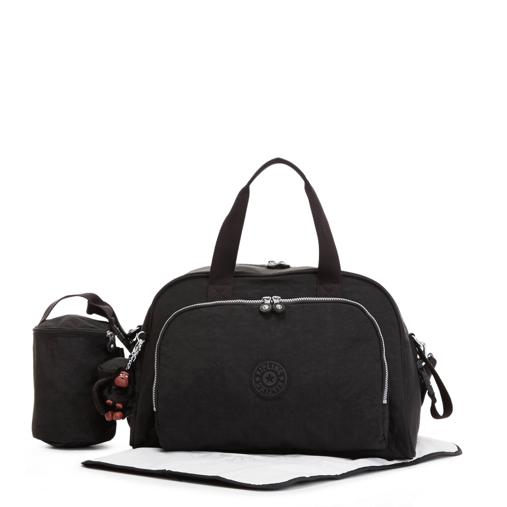 Camama Diaper Bag Black Large