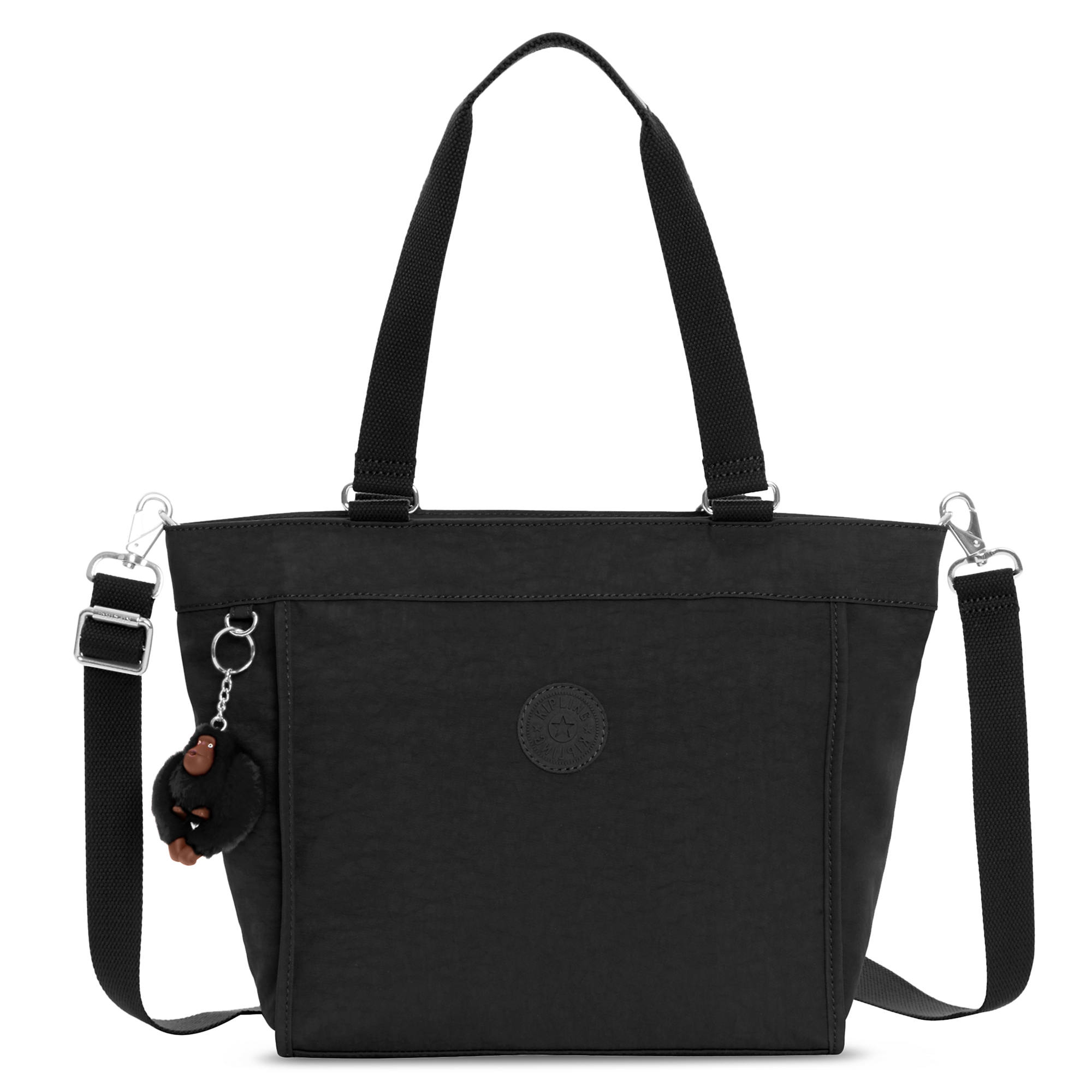 New Per Small Tote Bag Black Large