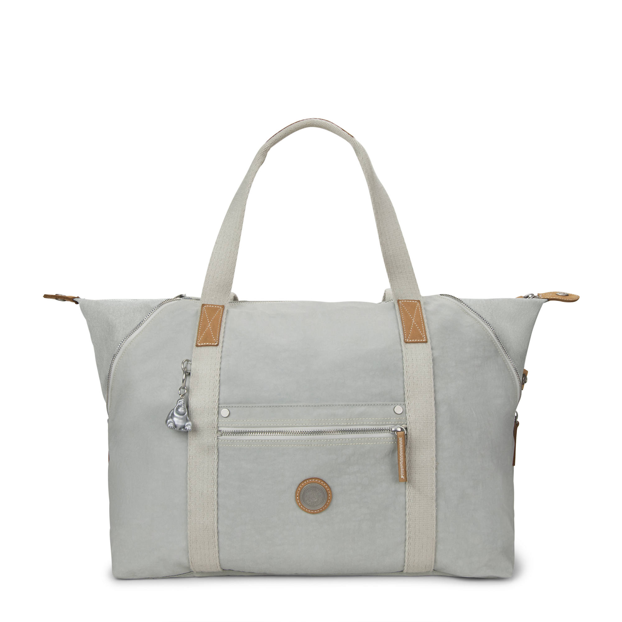 Art Medium Tote Bag Aged White Bl