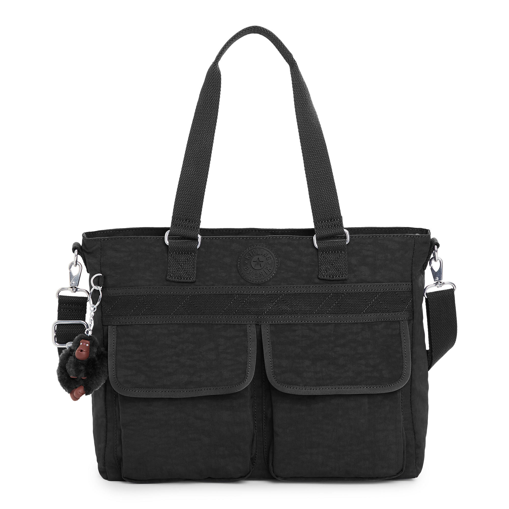 Pia Tote Bag Black Large