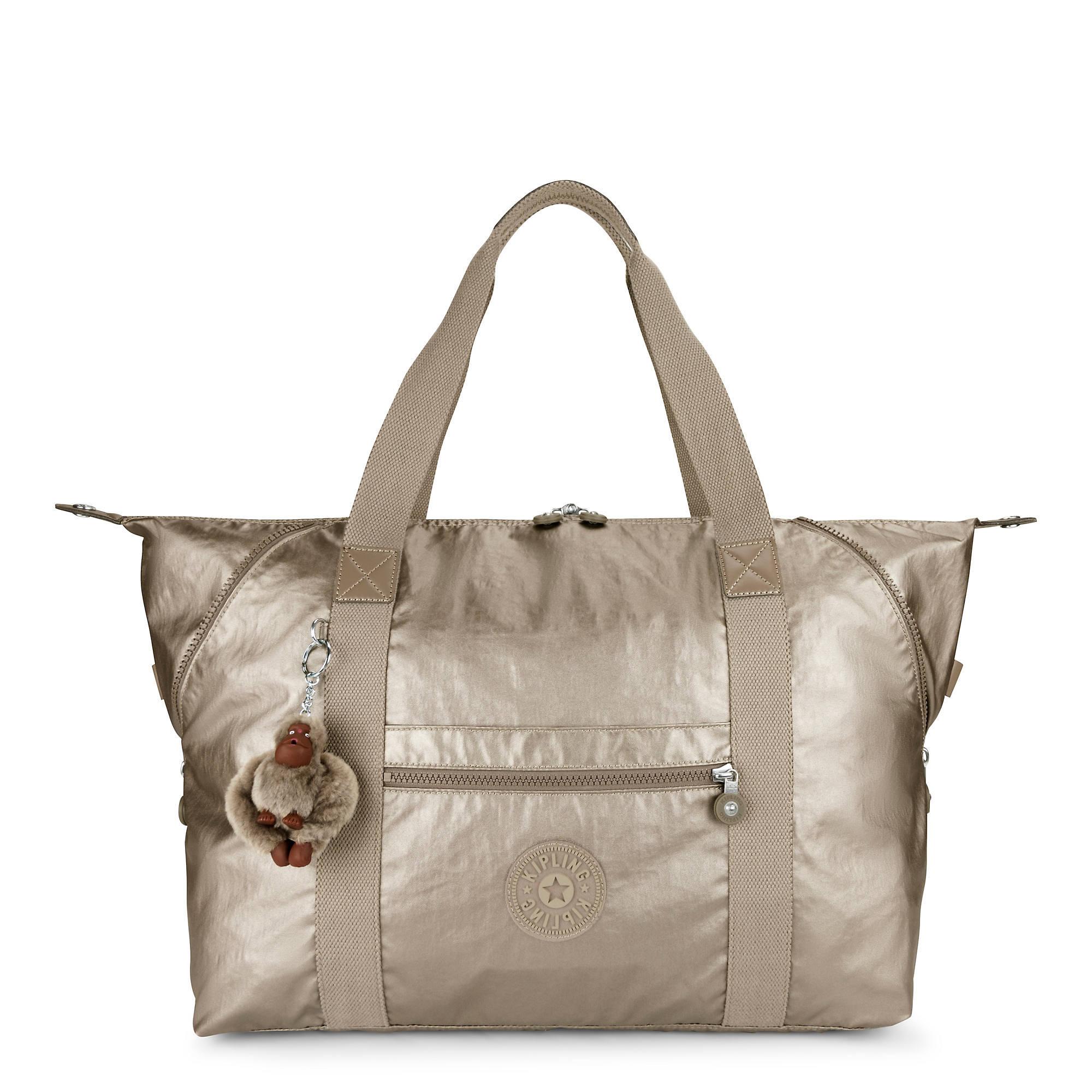 4dcb87d03261 Art Medium Metallic Tote Bag