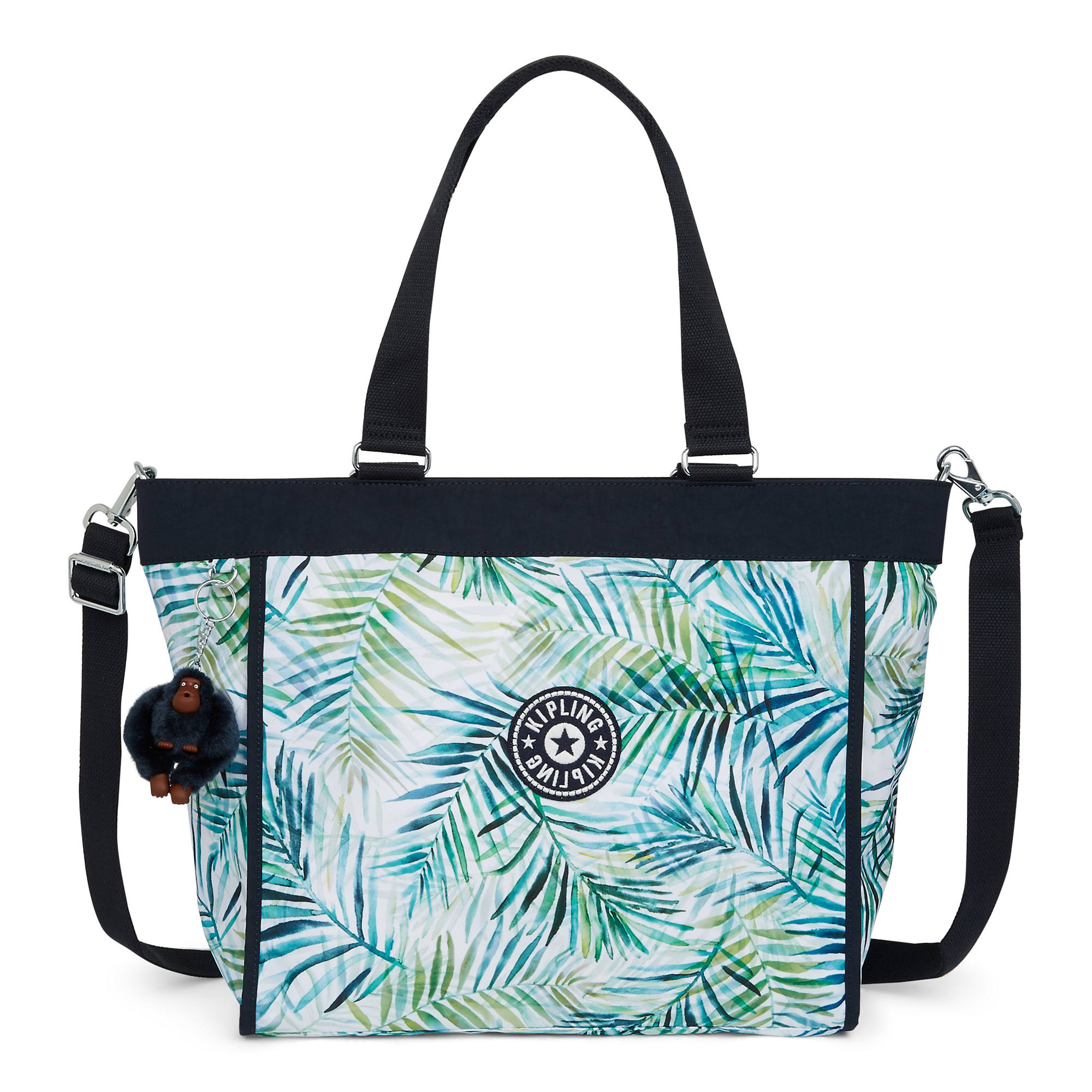5ebbd9e078 New Shopper Large Tote Bag,Lively Meadows,large