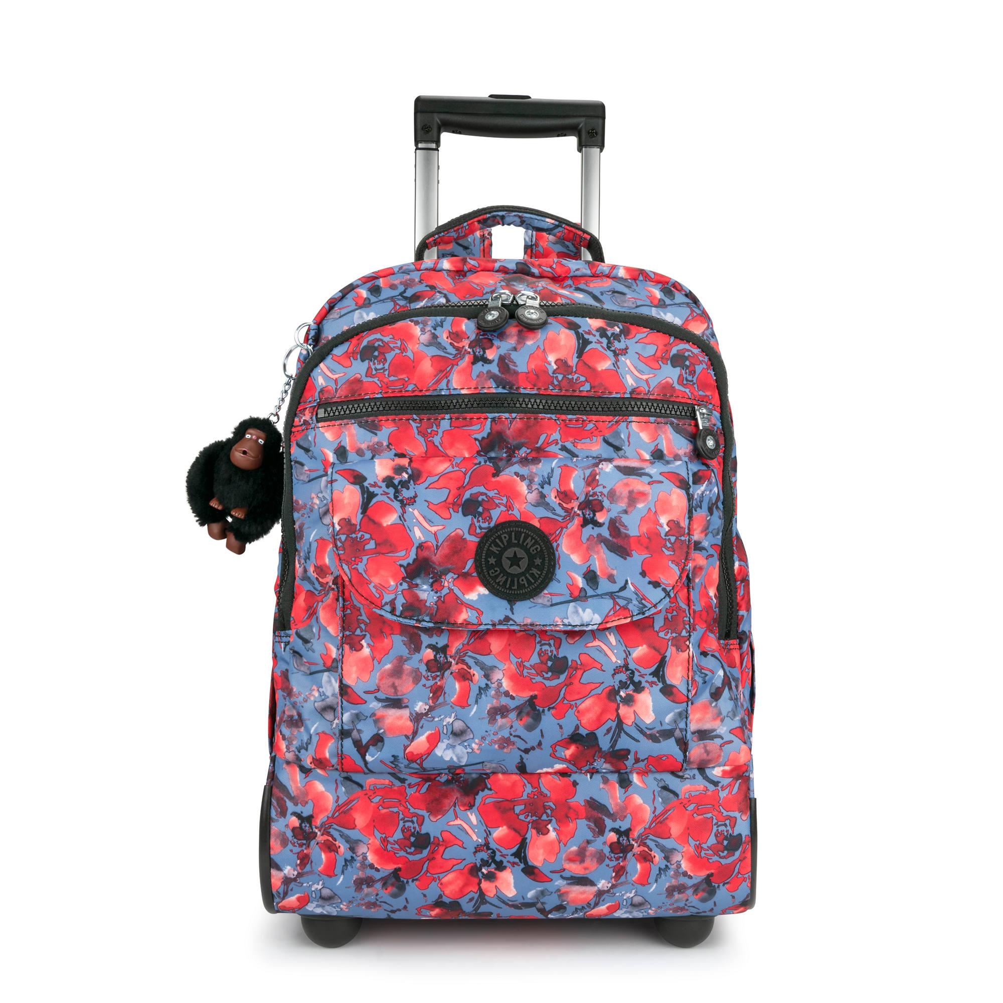 Sanaa Large Printed Rolling Backpack  9c01251730d08