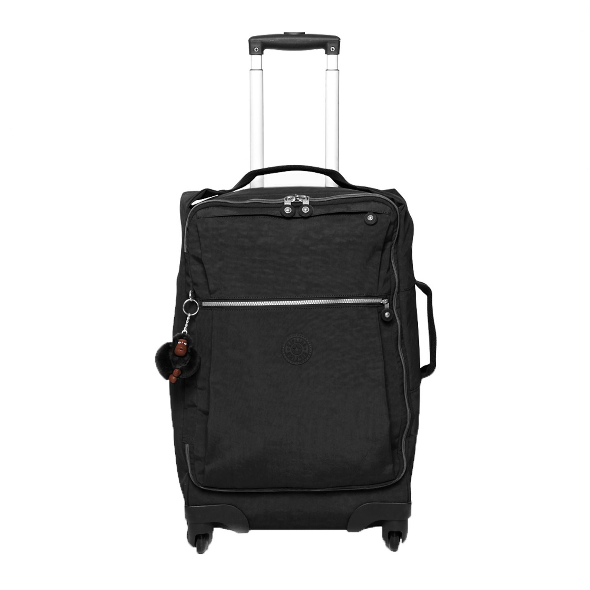 Kipling Darcey Small Metallic Carry-On Rolling Luggage