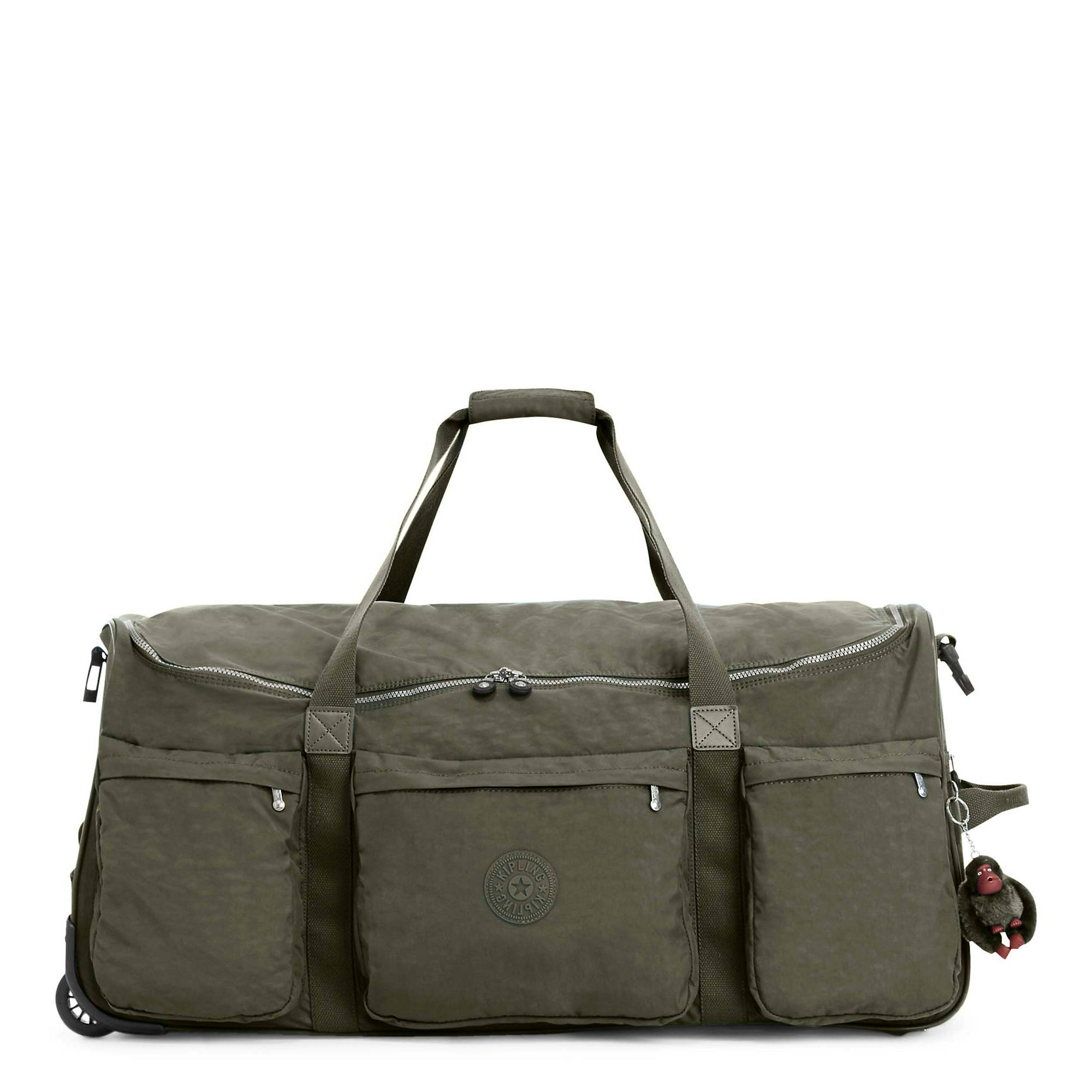 e624b4827b Discover Large Rolling Luggage Duffel
