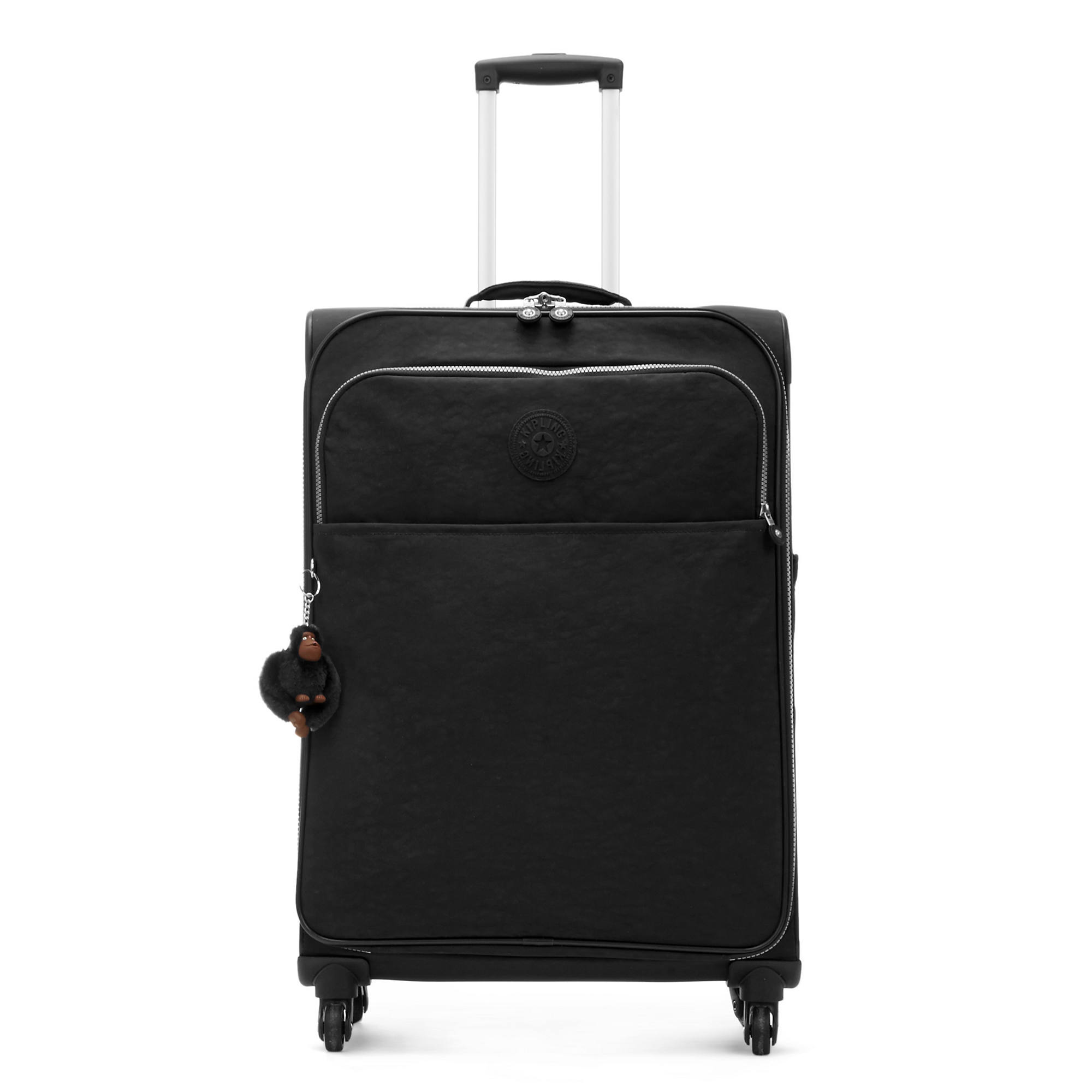 Parker Medium Rolling Luggage Black Large