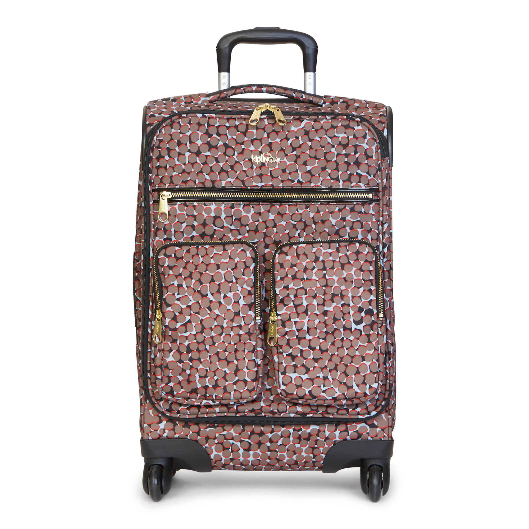 5ed000b3417 Ronan Printed Carry-On Rolling Luggage,Graphic Animal Print,large