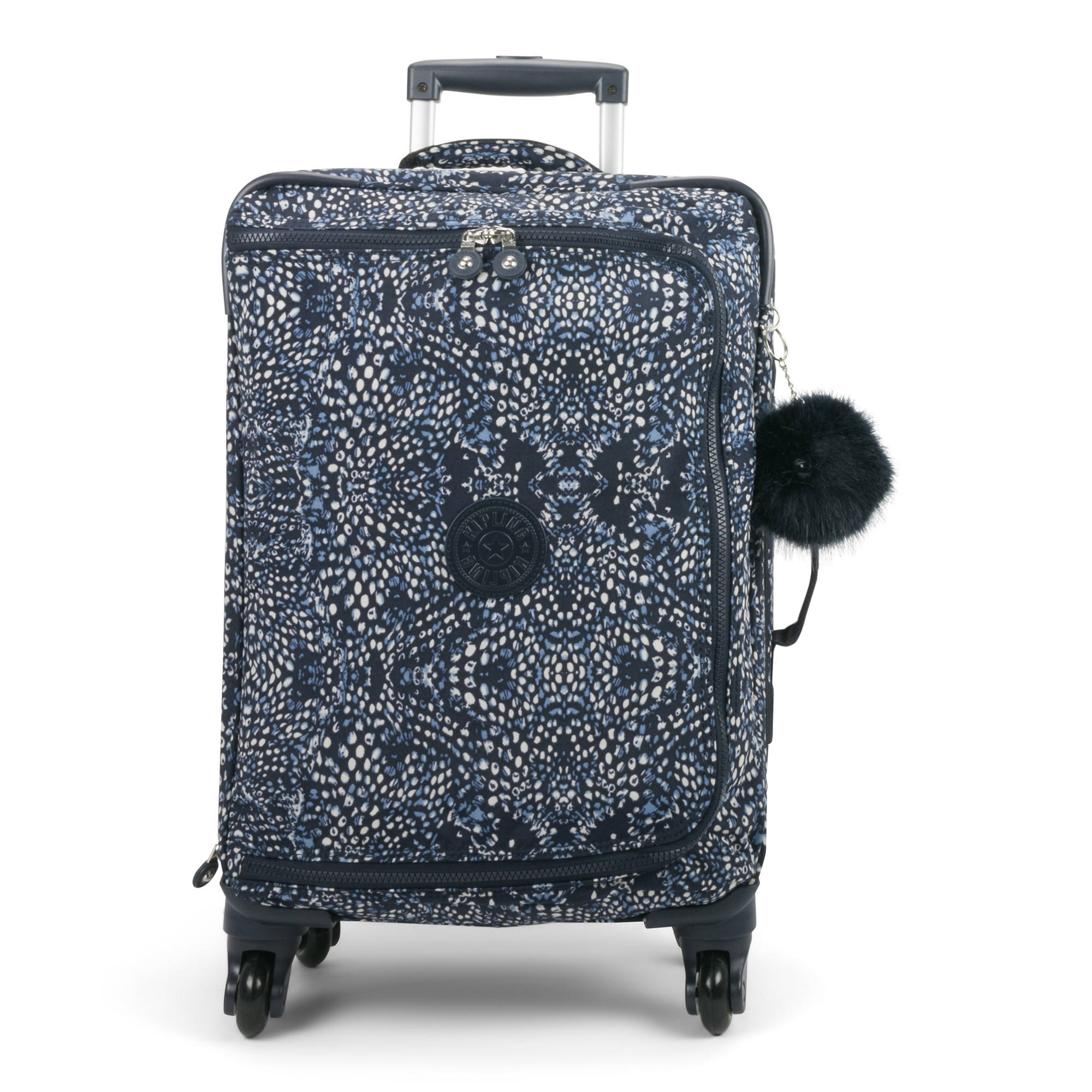 ad1a8aae539 Cyrah Small Printed Rolling Luggage,Soft Feather,large