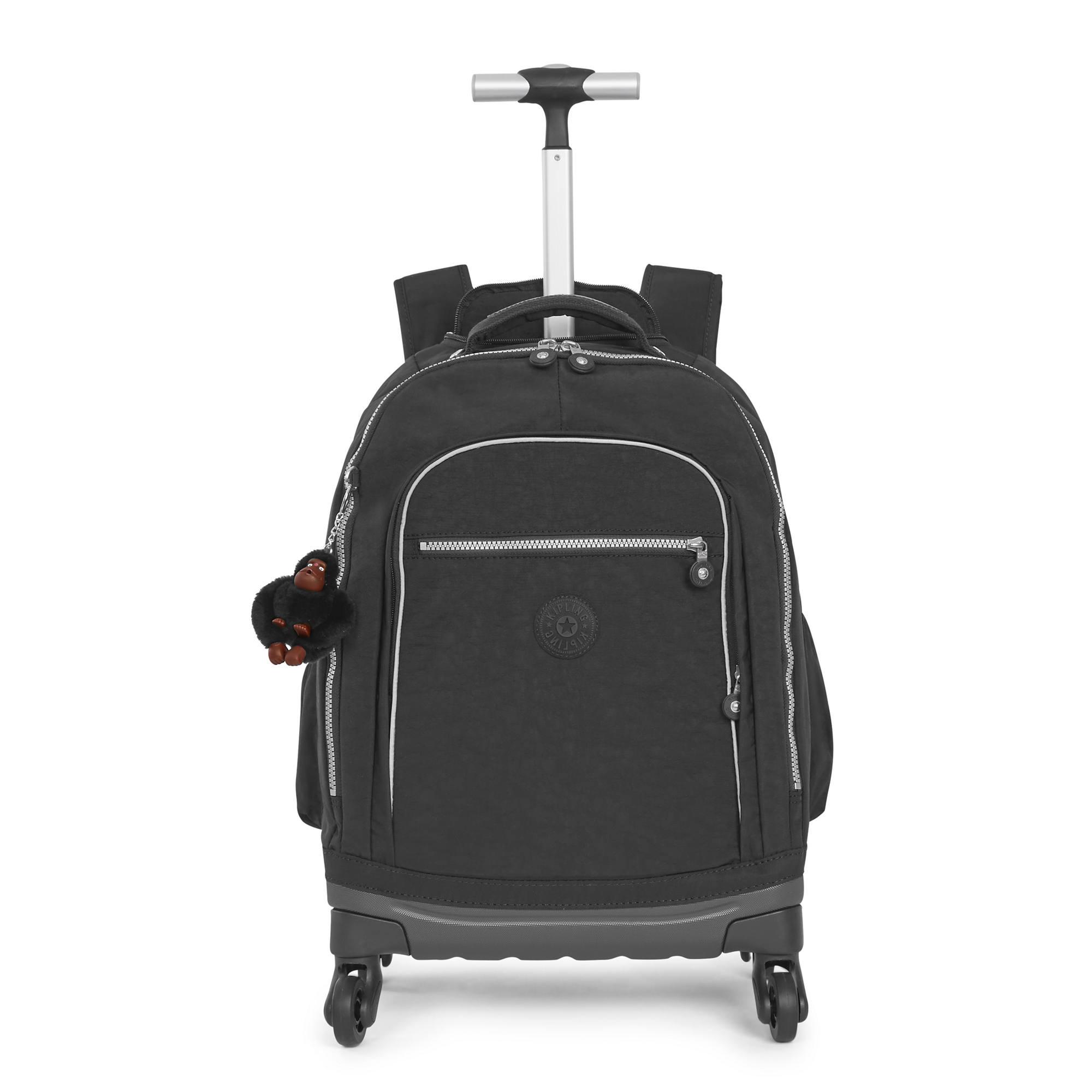 b72c36a71 Echo II Rolling Backpack,Black Classic,large