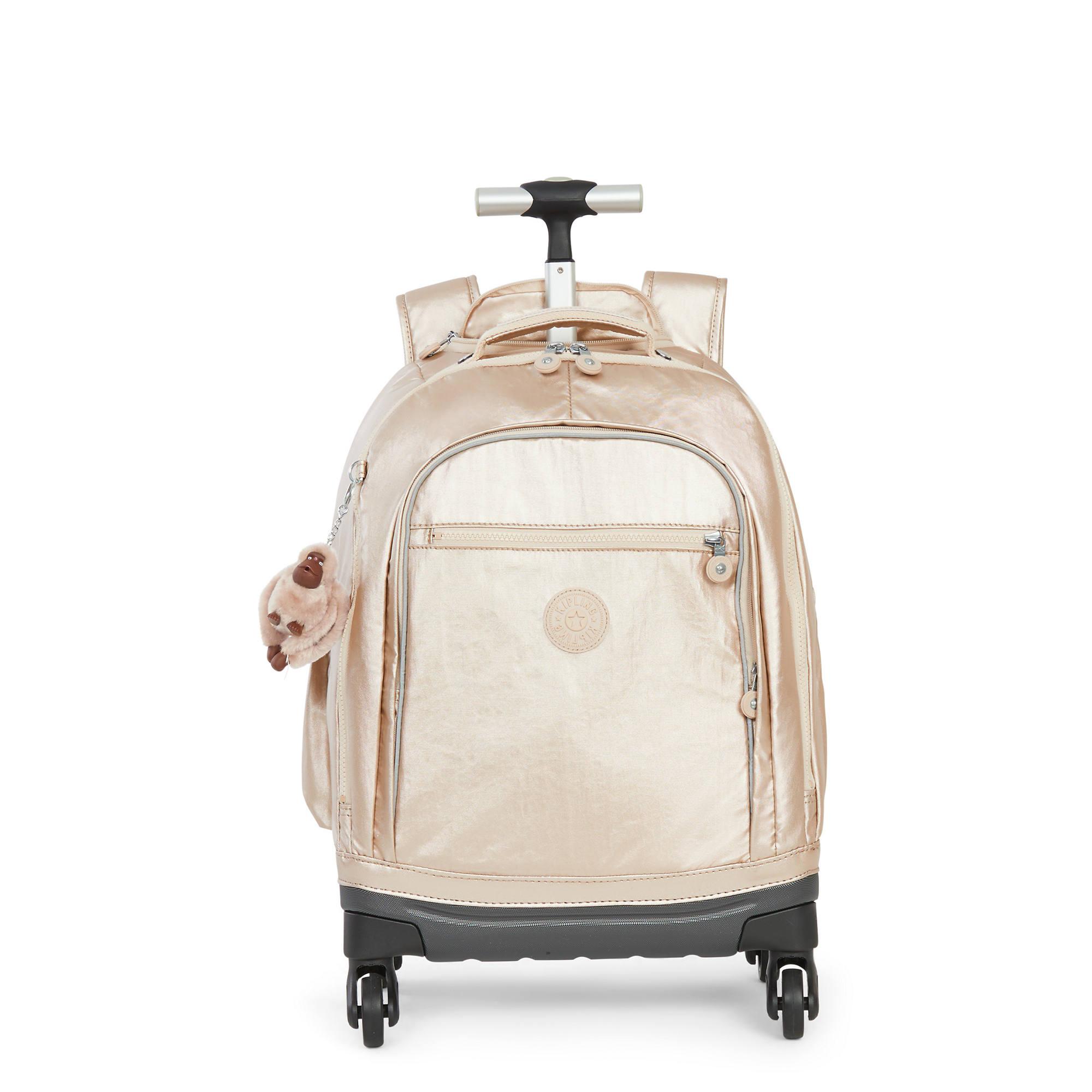 18cc66fc71 Echo II Metallic Rolling Backpack