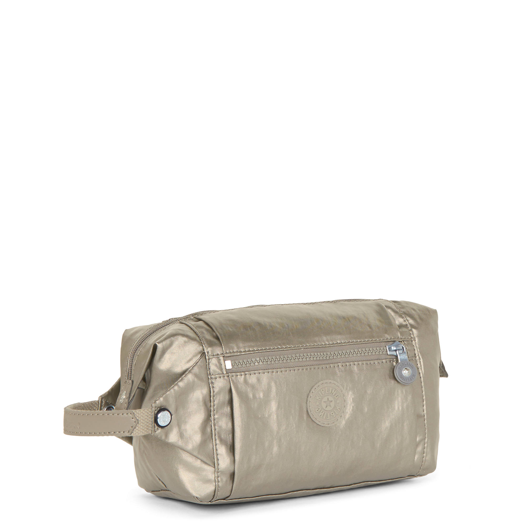 bf959eba54 Aiden Metallic Toiletry Bag