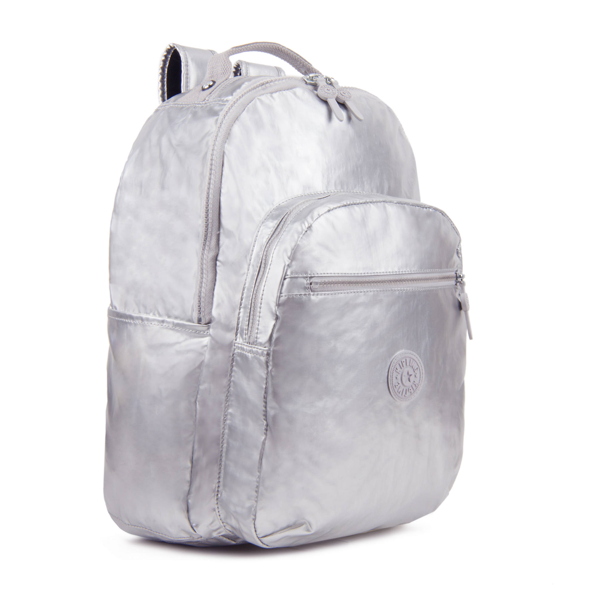 4521db8a47 Seoul Large Metallic Laptop Backpack
