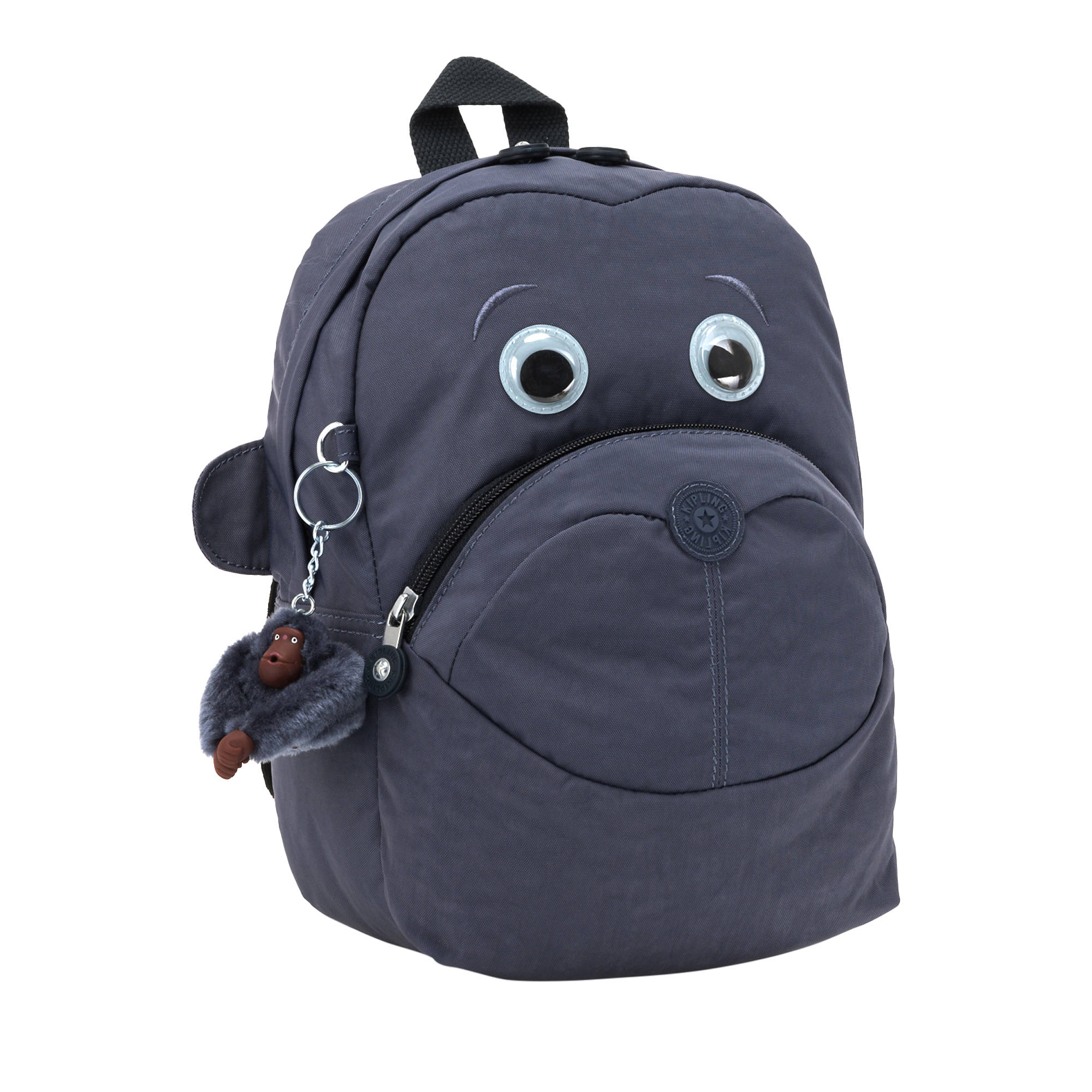 low priced cheap prices 50% off Details about Kipling Faster Kids Small Printed Backpack