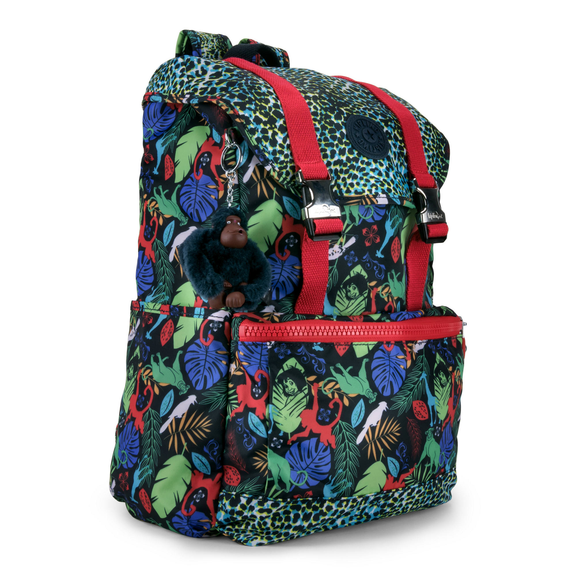 6688f565607 Disney s Jungle Book Experience Laptop Backpack