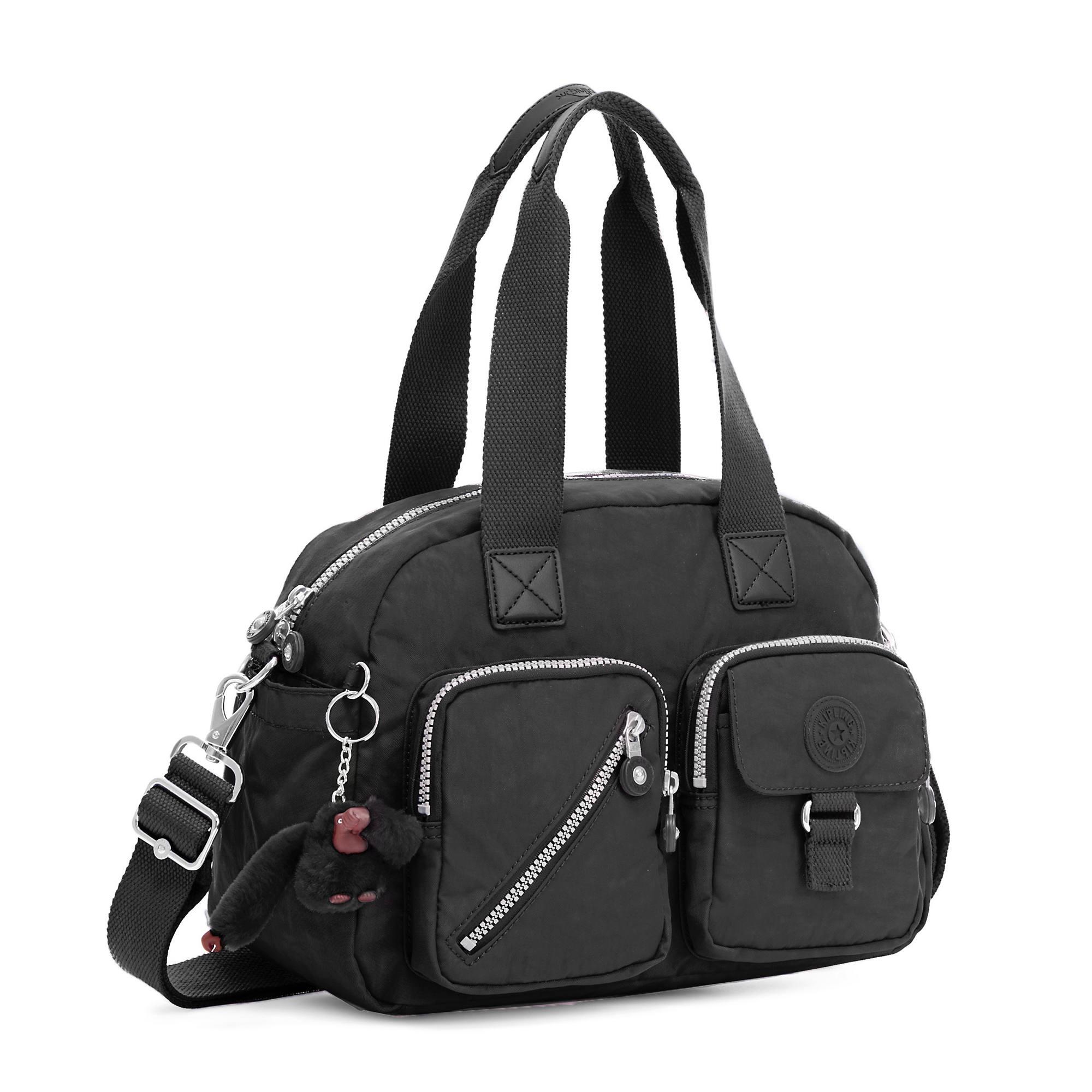Defea Handbag Black Large