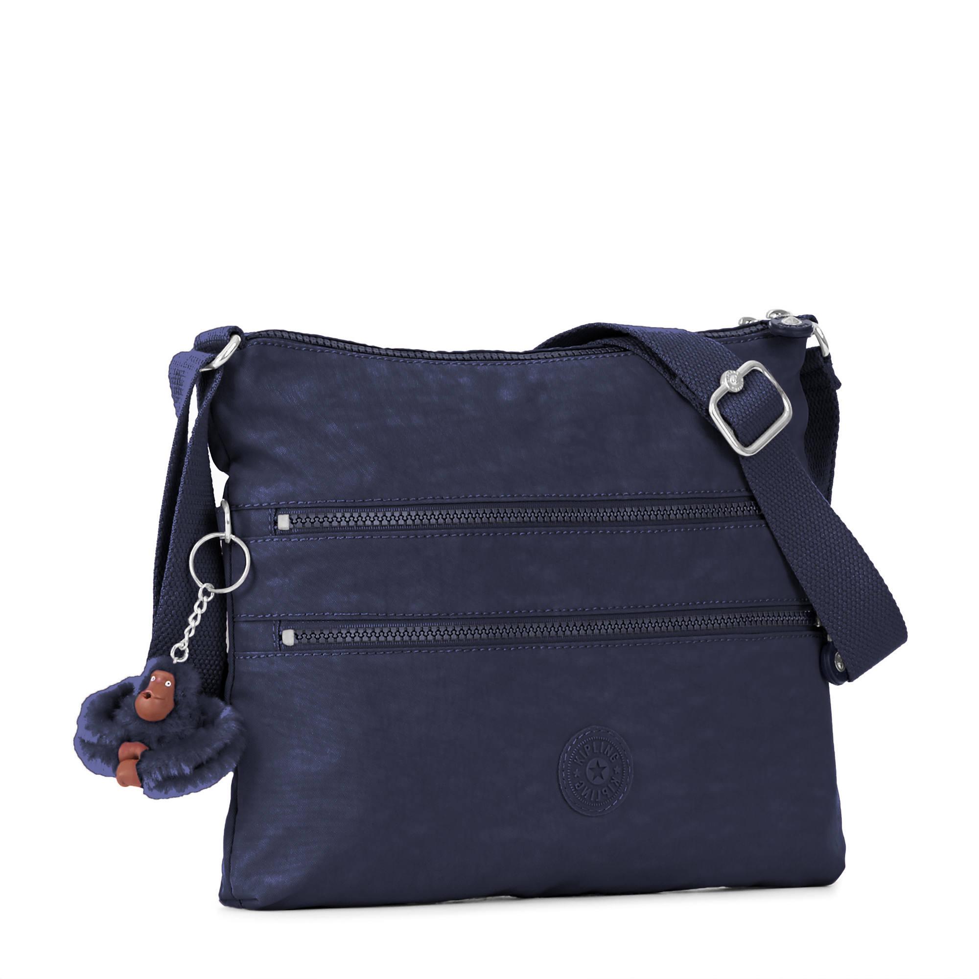 Kipling-Alvar-Metallic-Crossbody-Bag miniature 49