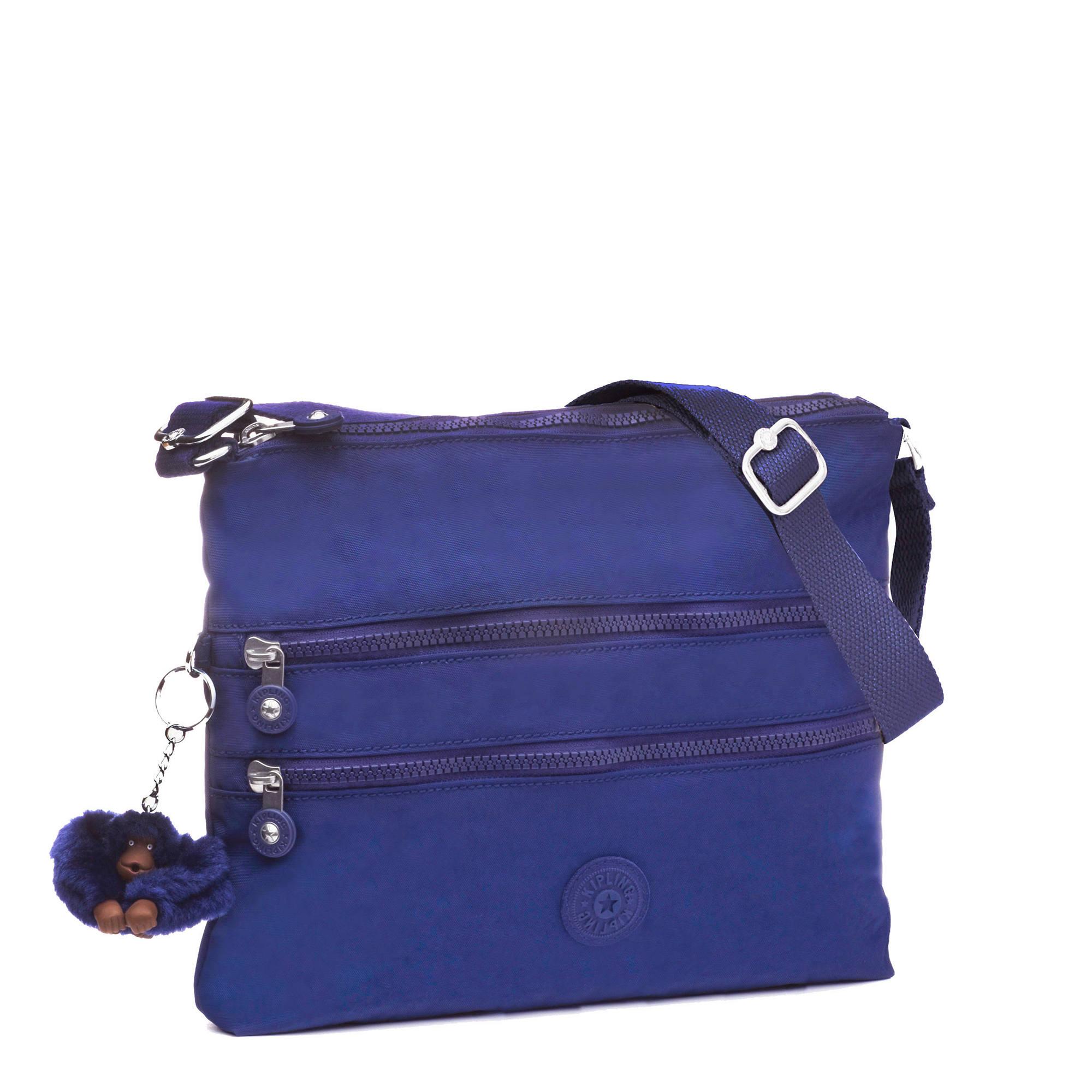Kipling-Alvar-Metallic-Crossbody-Bag miniature 17