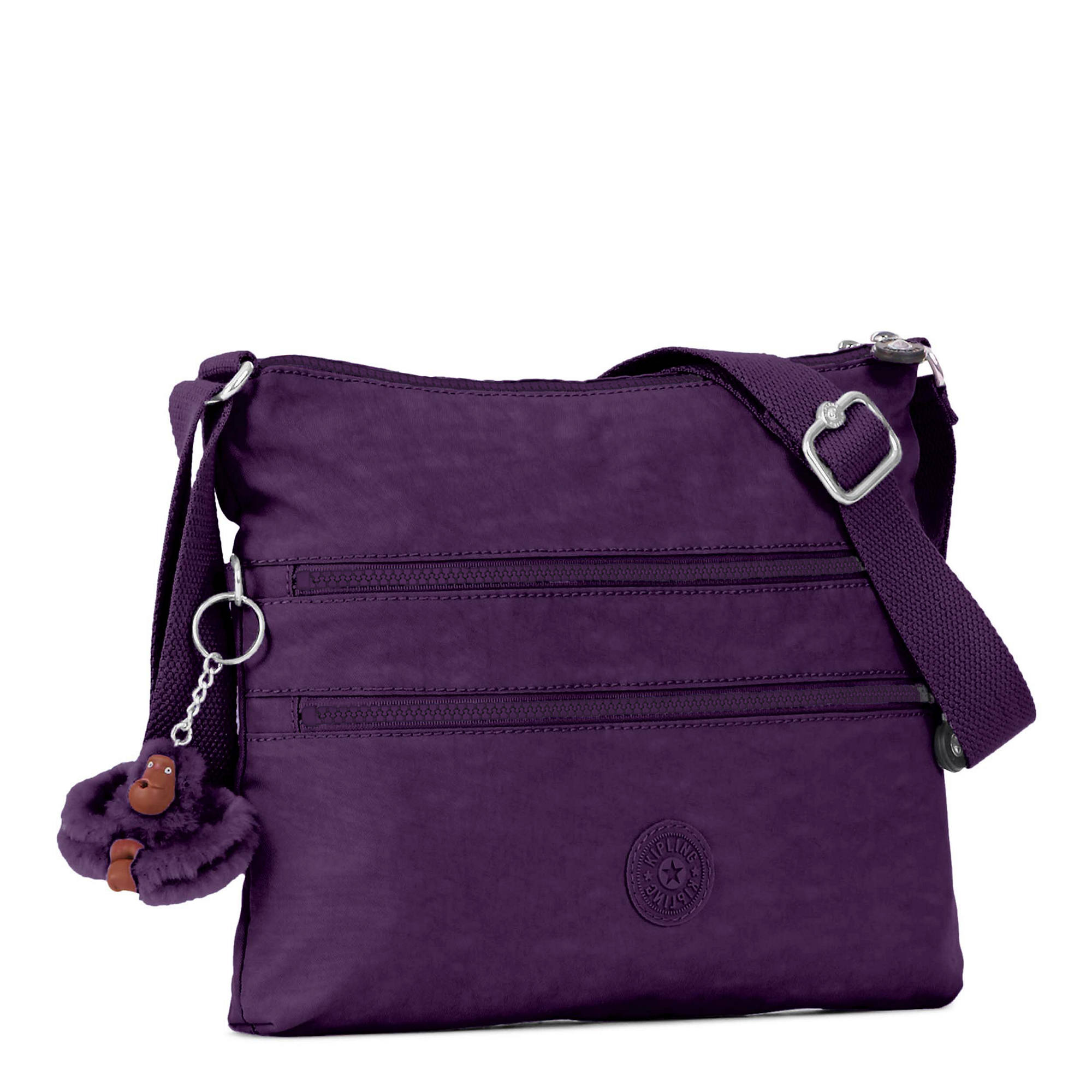 Alvar Crossbody Bag,Deep Purple,large abb62de7a6