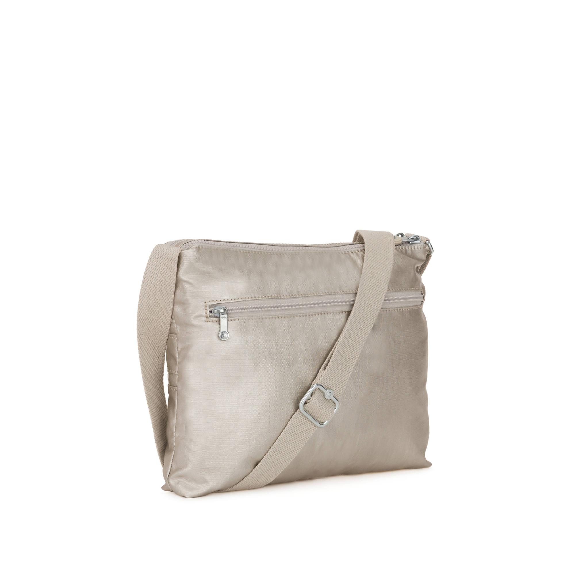 Kipling-Alvar-Metallic-Crossbody-Bag miniature 14