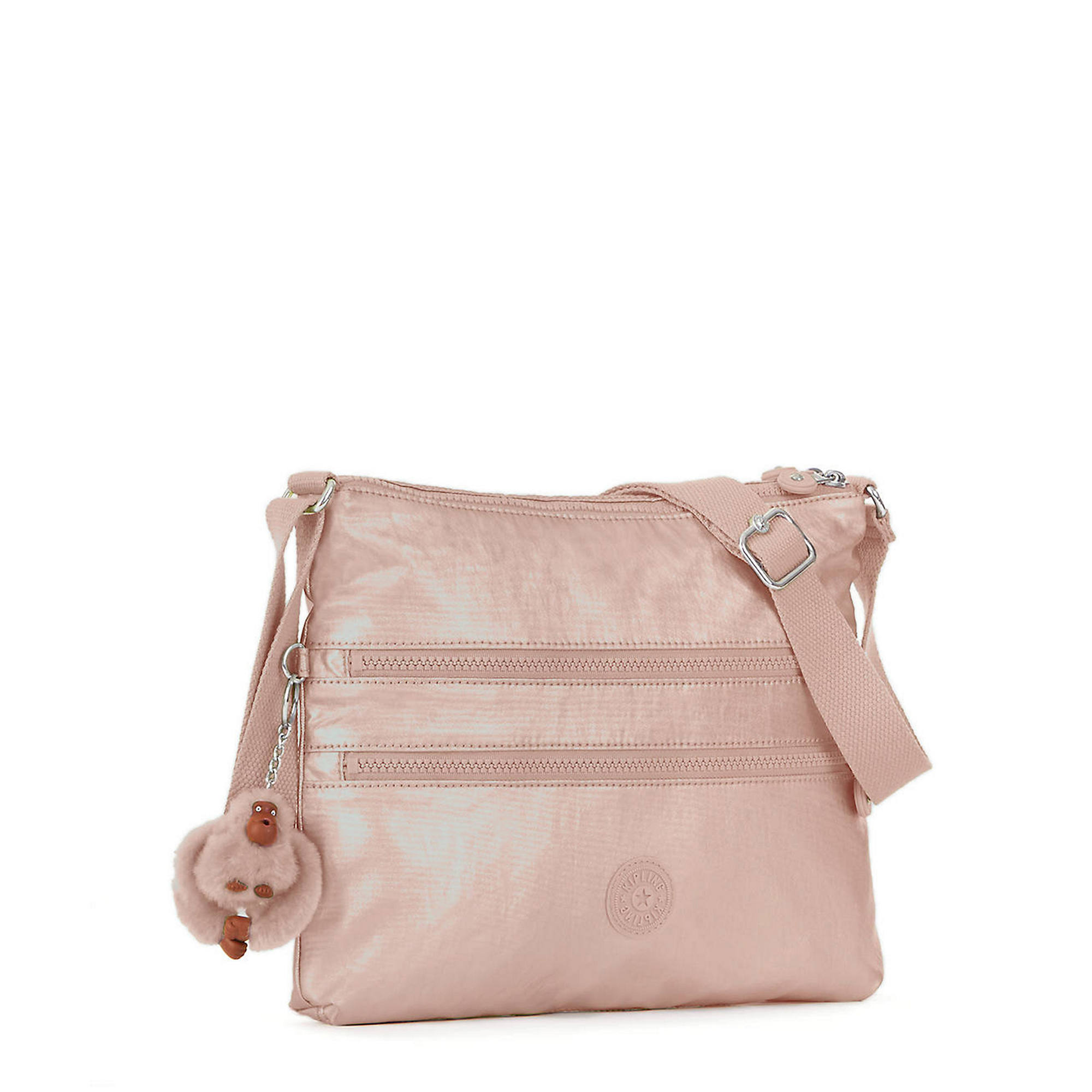 Kipling-Alvar-Metallic-Crossbody-Bag miniature 35