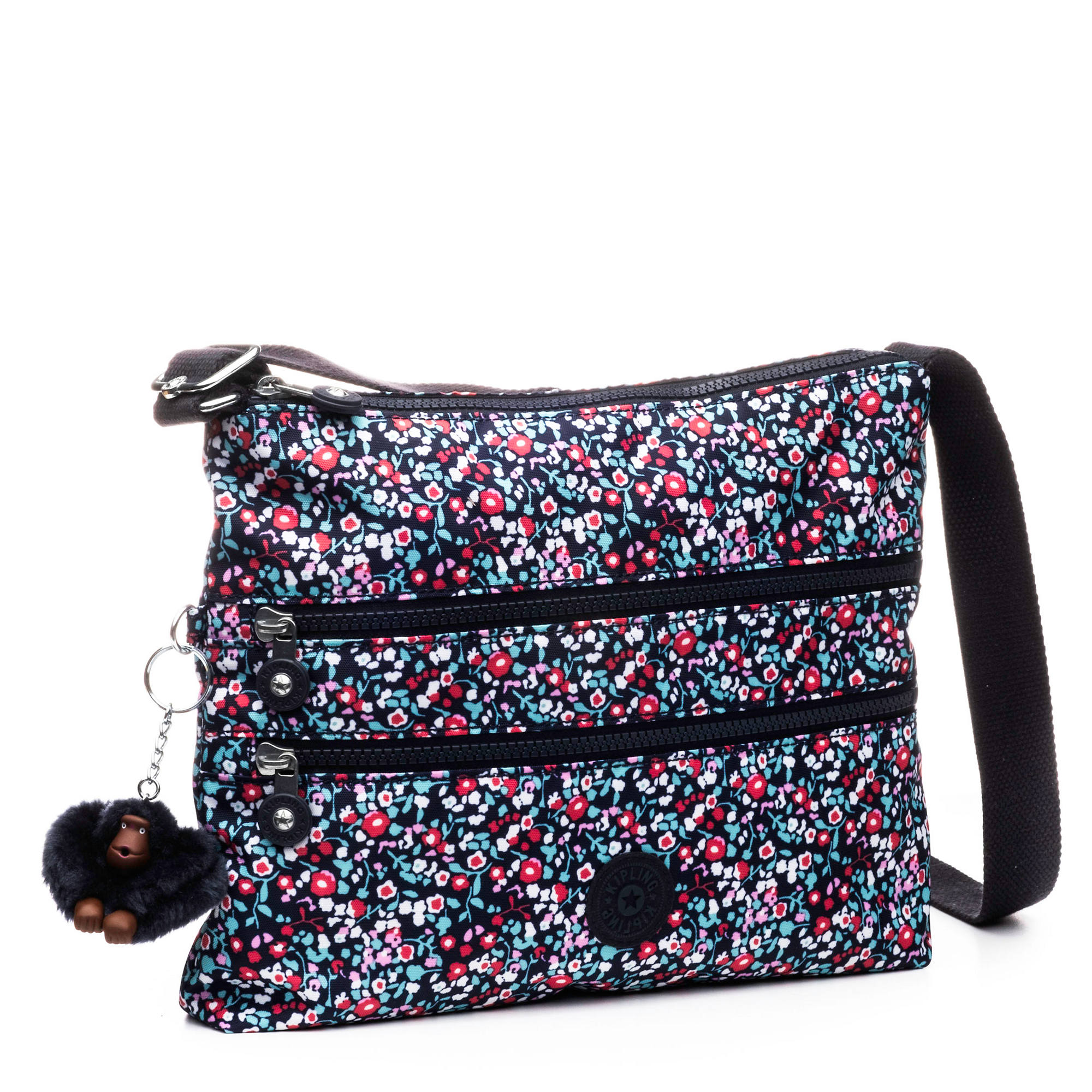 Kipling-Alvar-Metallic-Crossbody-Bag miniature 23