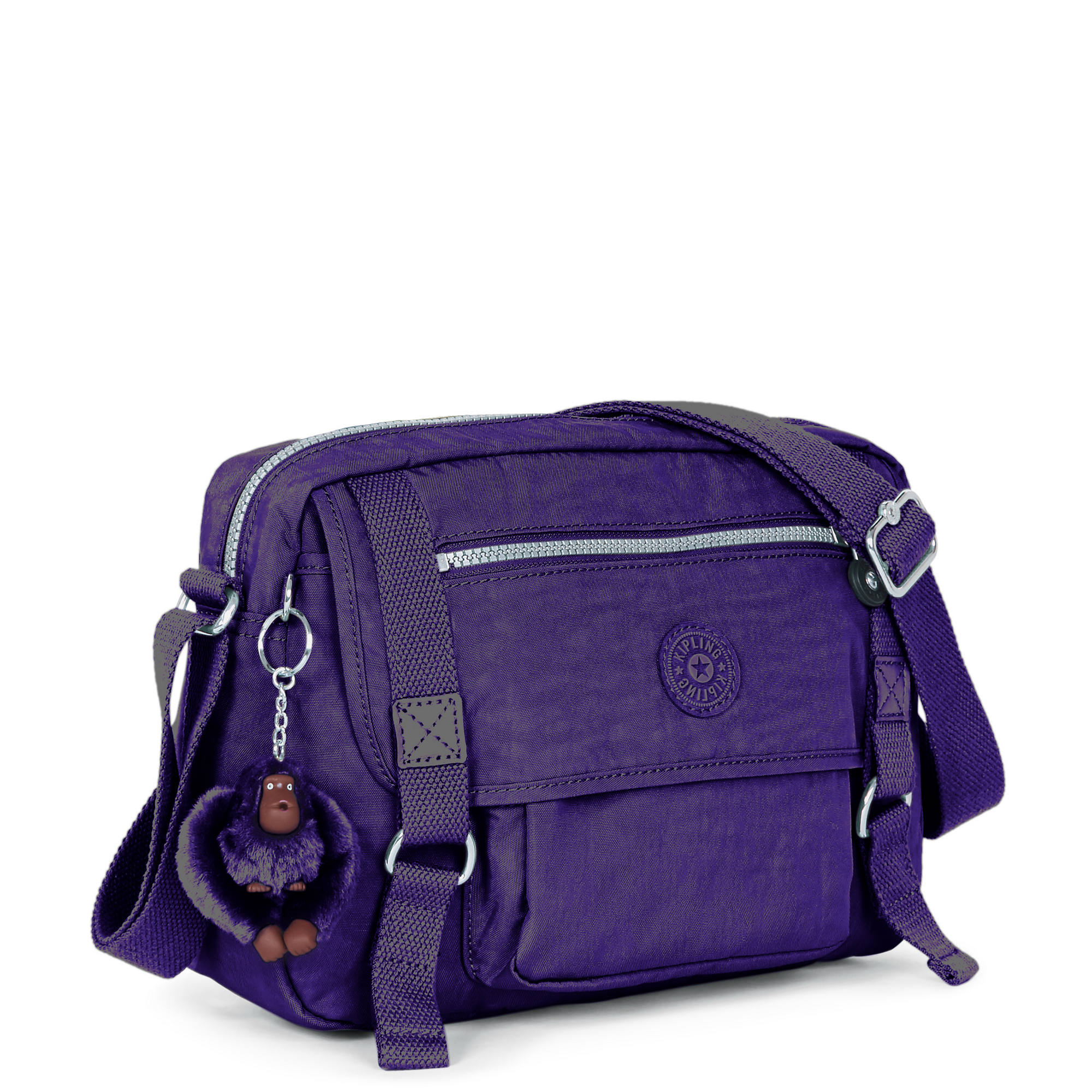 Gracy Crossbody Bag,Berry Blue,large-zoomed