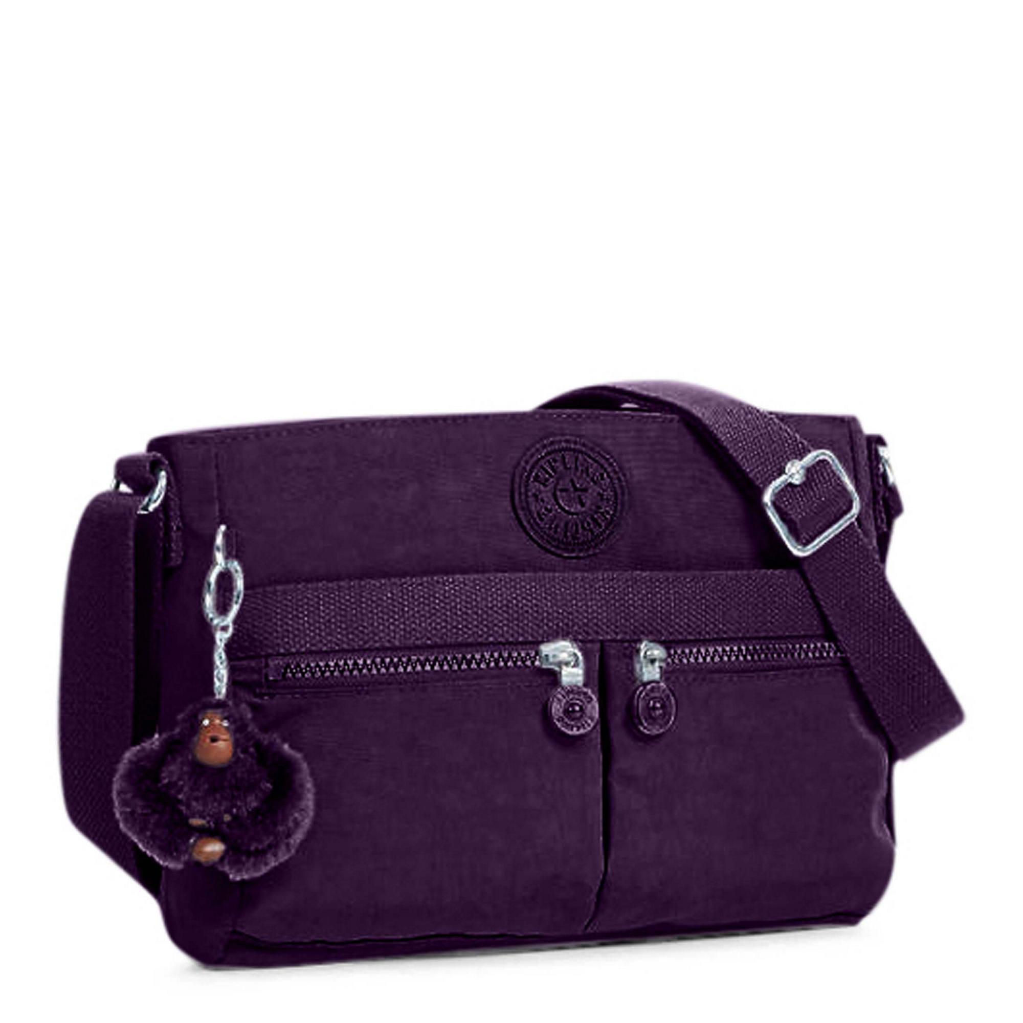 Angie Handbag Deep Purple Large