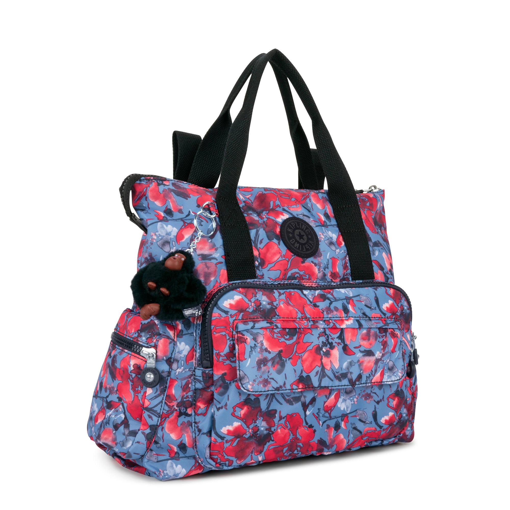 Kipling-Alvy-2-In-1-Convertible-Tote-Bag-Backpack miniatura 23