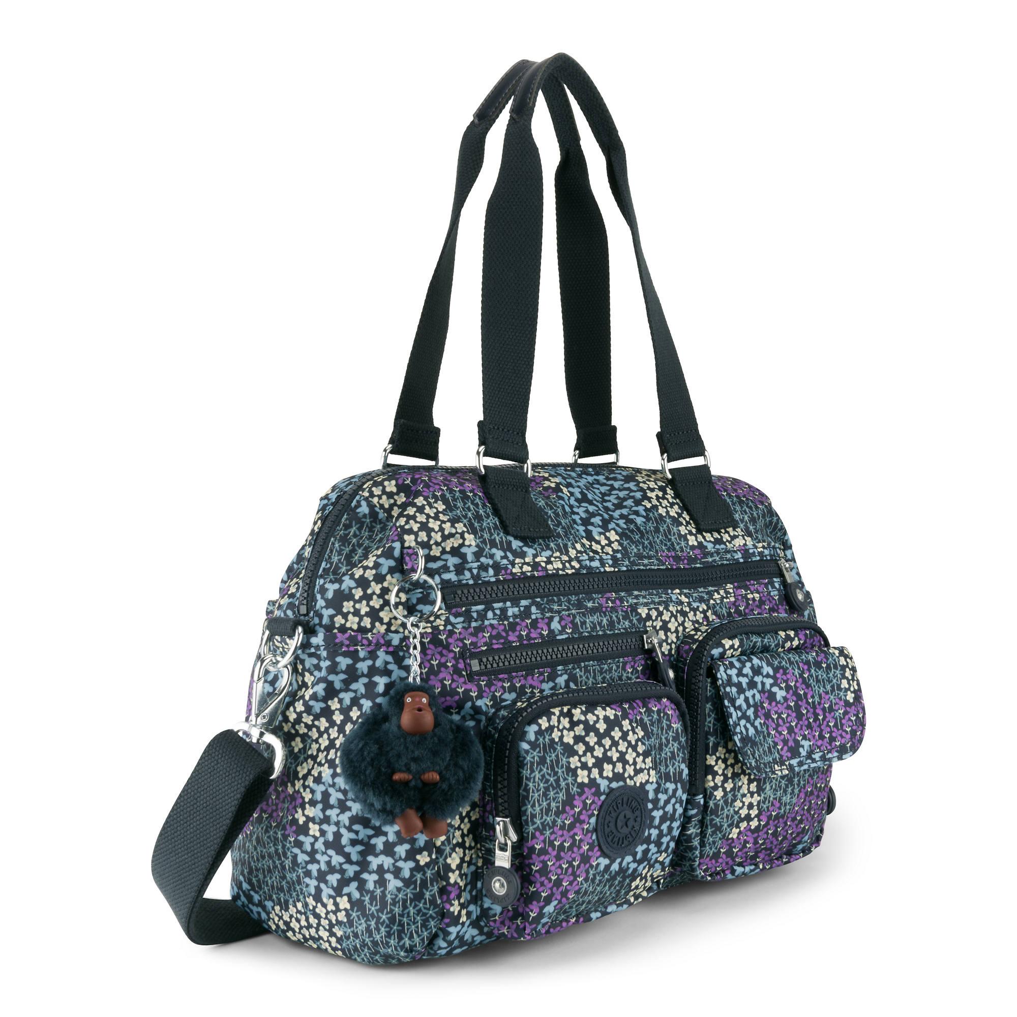 Kipling Mara Printed Handbag Ebay