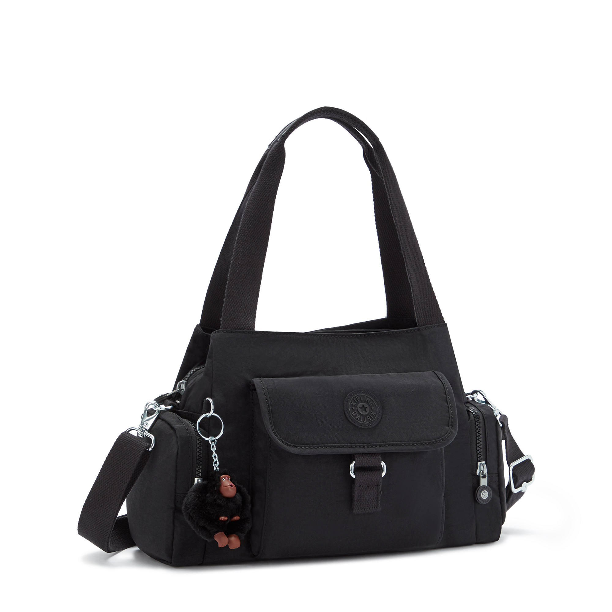 Kipling-Felix-Large-Handbag miniatura 11