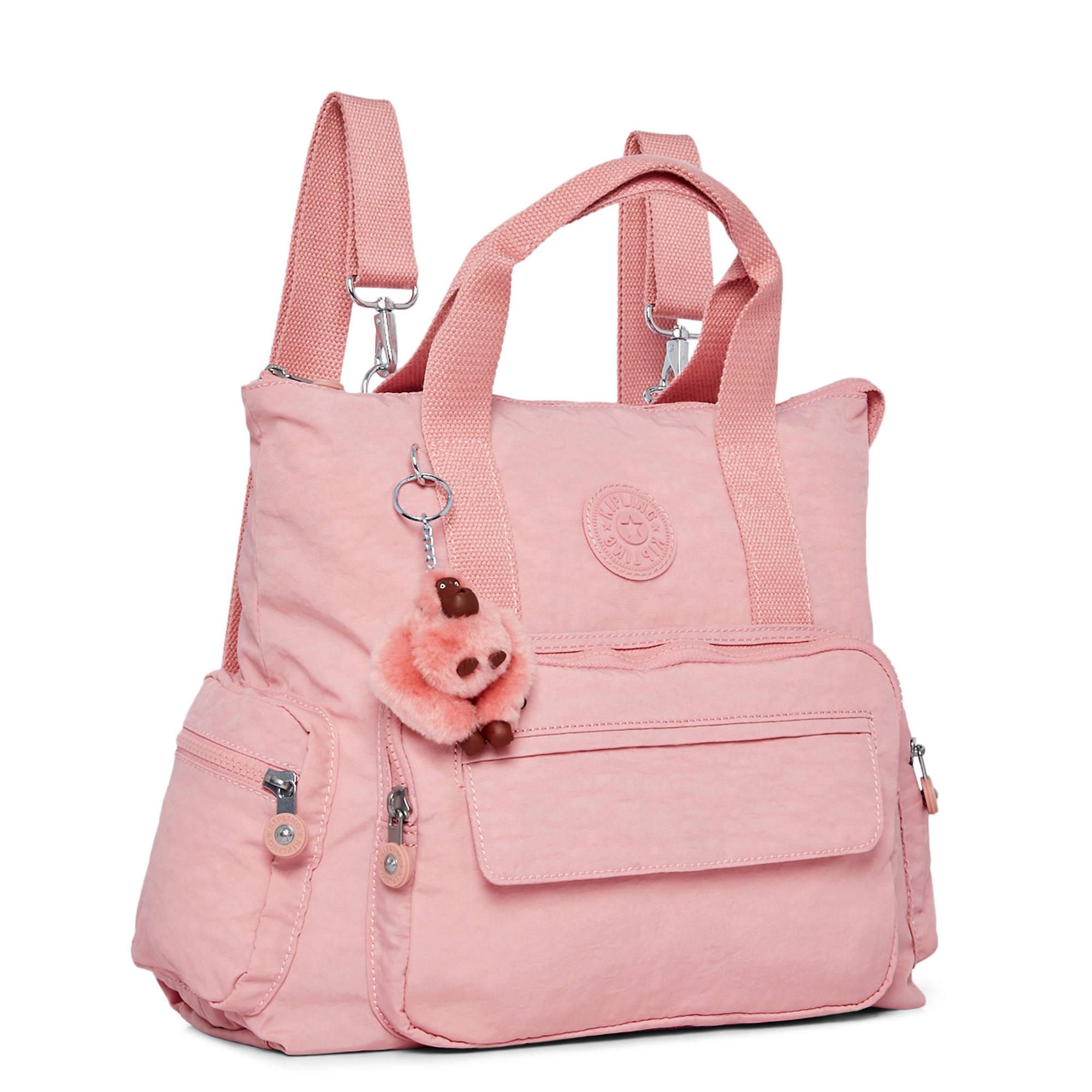 Kipling-Alvy-2-In-1-Convertible-Tote-Bag-Backpack miniatura 38