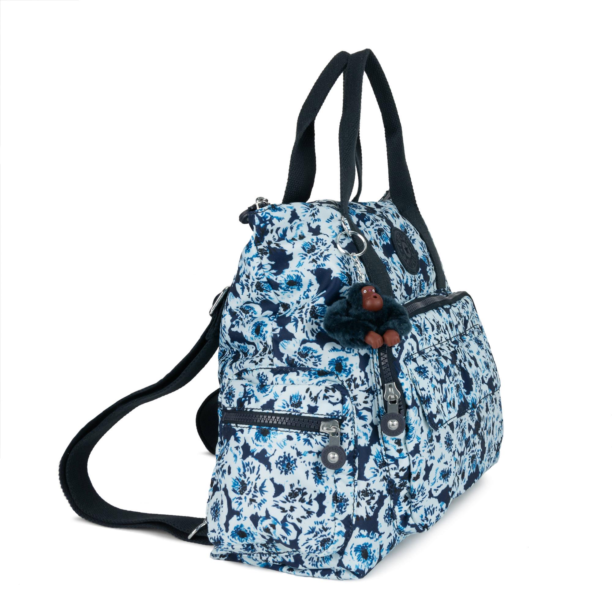 Kipling-Alvy-2-In-1-Convertible-Tote-Bag-Backpack miniatura 32