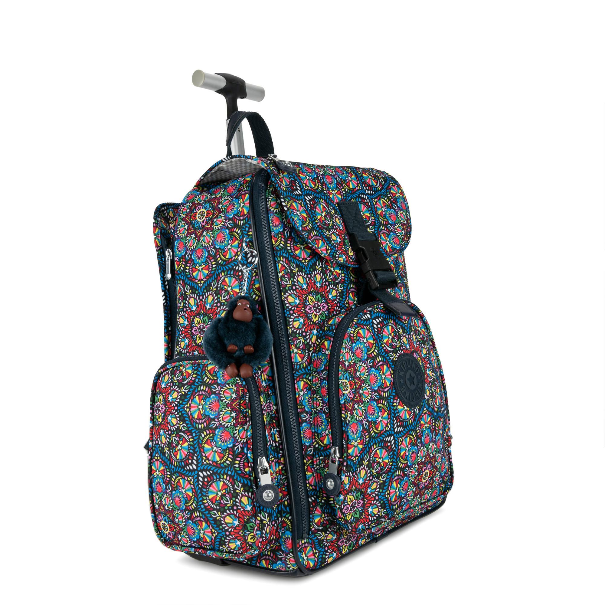 Kipling Alcatraz Ii Large Rolling Laptop Backpack Ebay