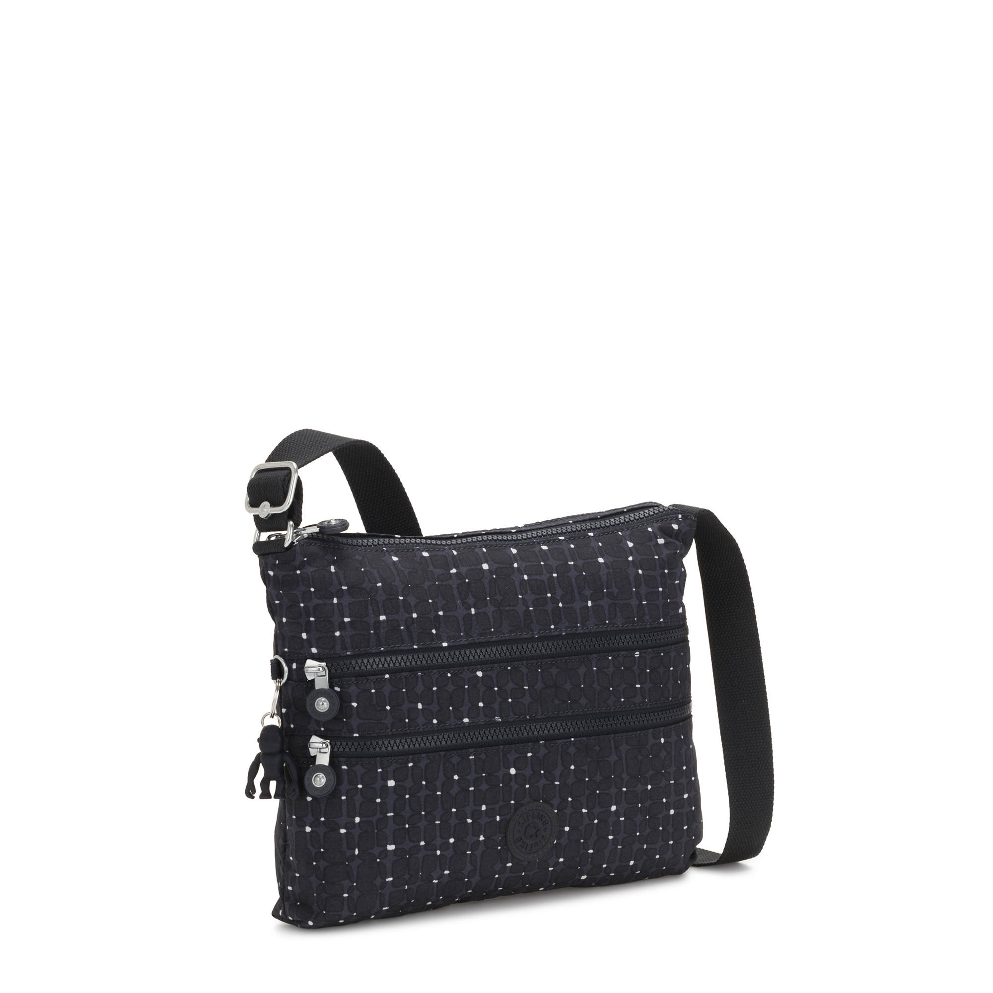 Kipling-Alvar-Metallic-Crossbody-Bag miniature 46