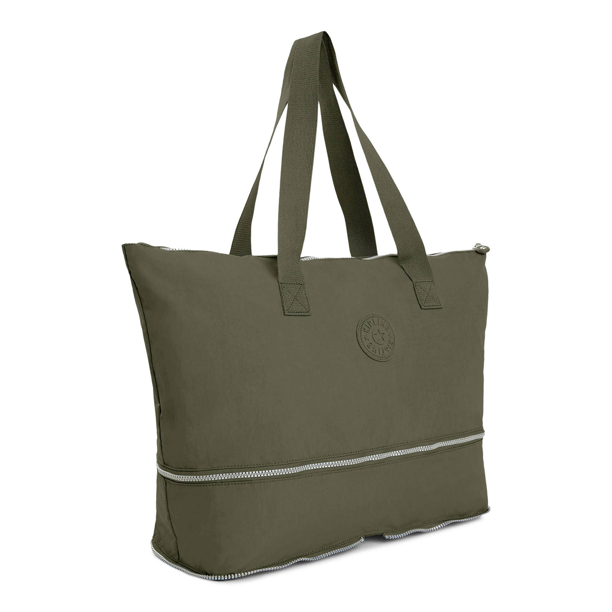 Imagine Foldable Tote Bag Jaded Green Large