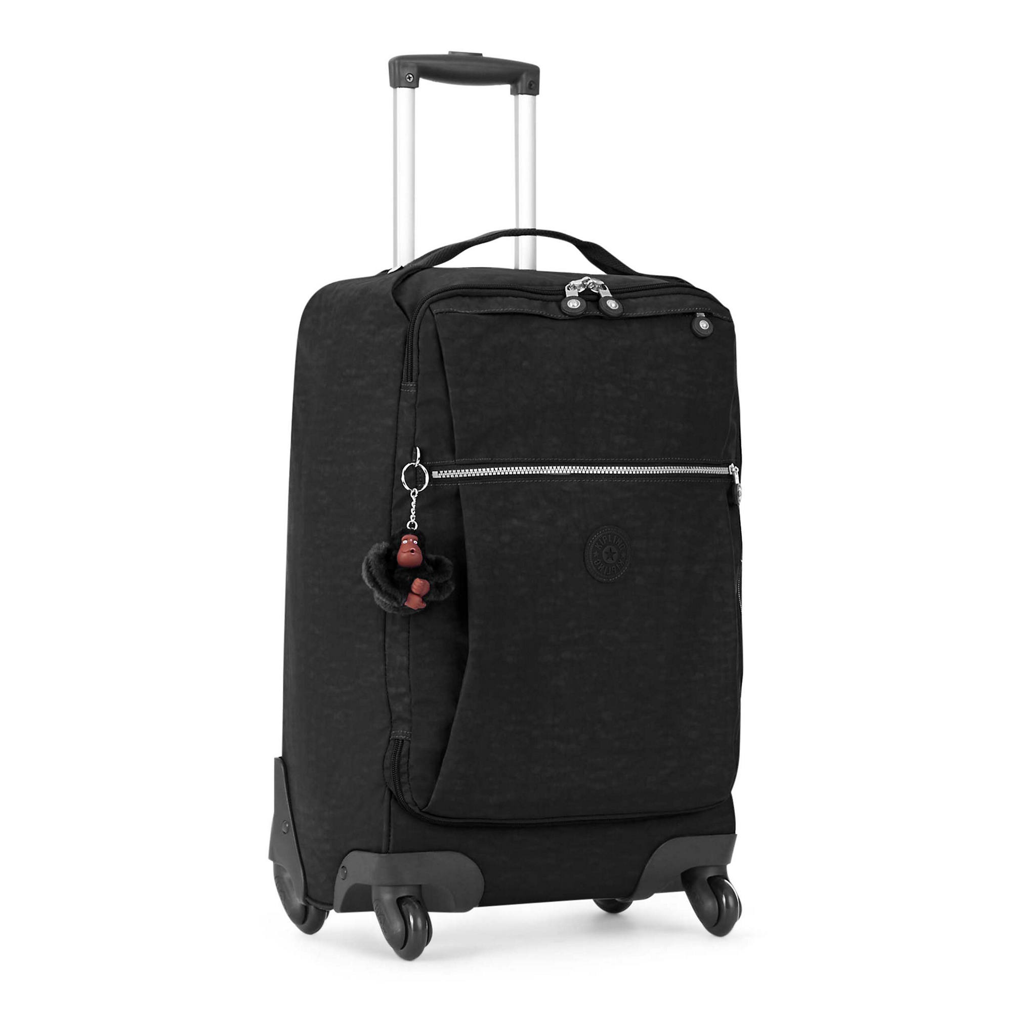 1a7882dc17 Kipling Darcey Small Carry-on Rolling Luggage Metallic Pewter 44271087.  About this product. Picture 1 of 6  Picture 2 of 6 ...