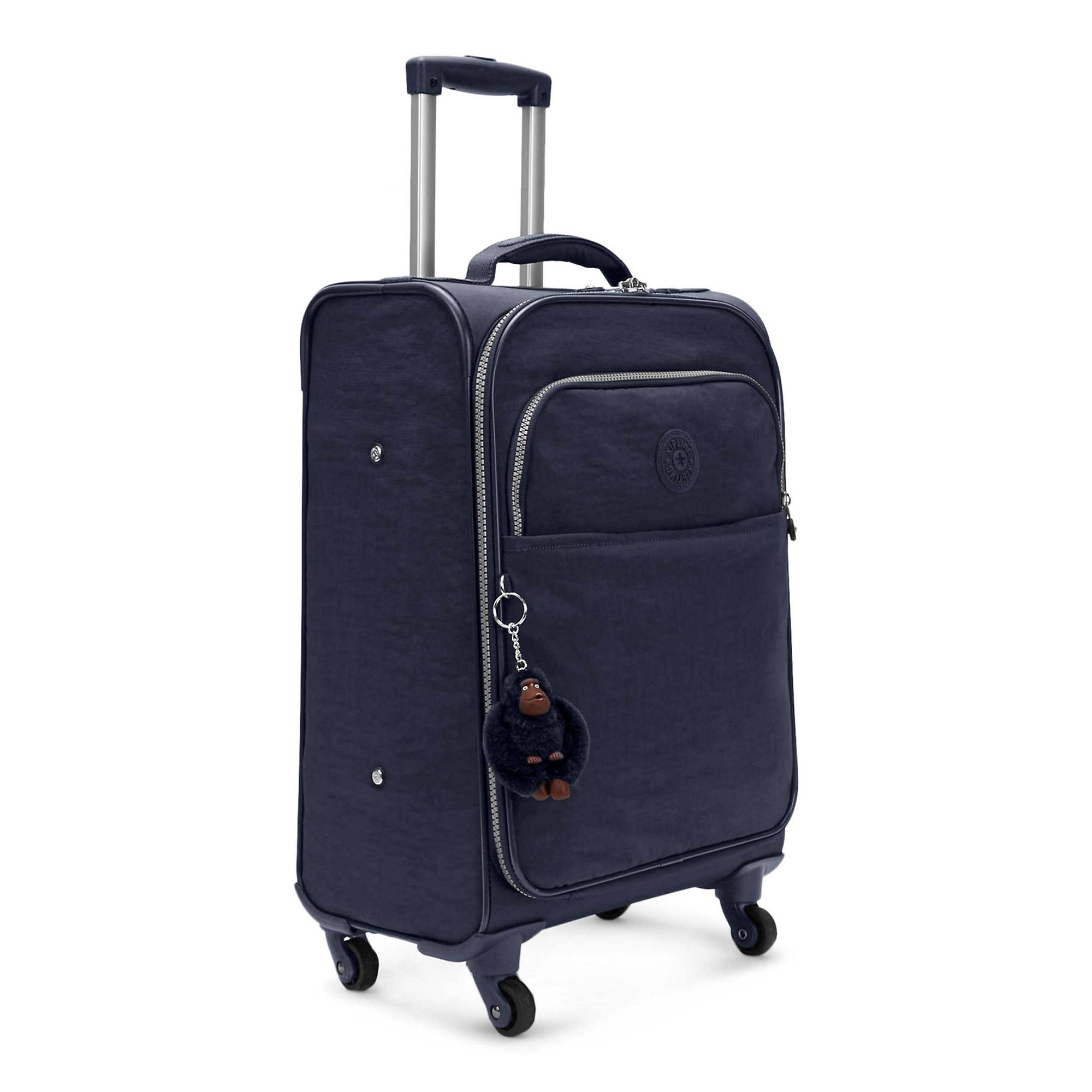 Details About Kipling Parker Small Printed Wheeled Carry On Luggage
