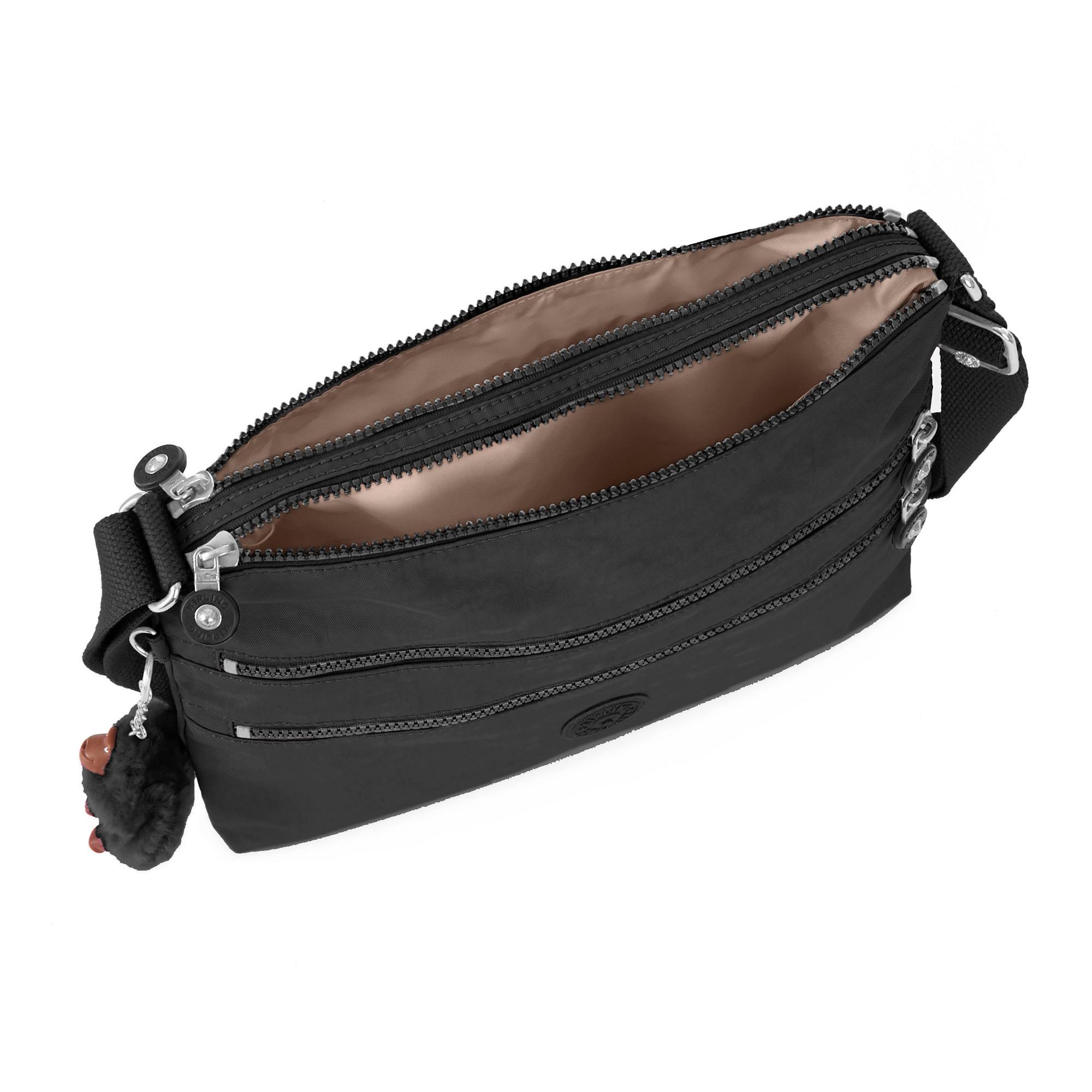 Kipling-Alvar-Metallic-Crossbody-Bag miniature 9