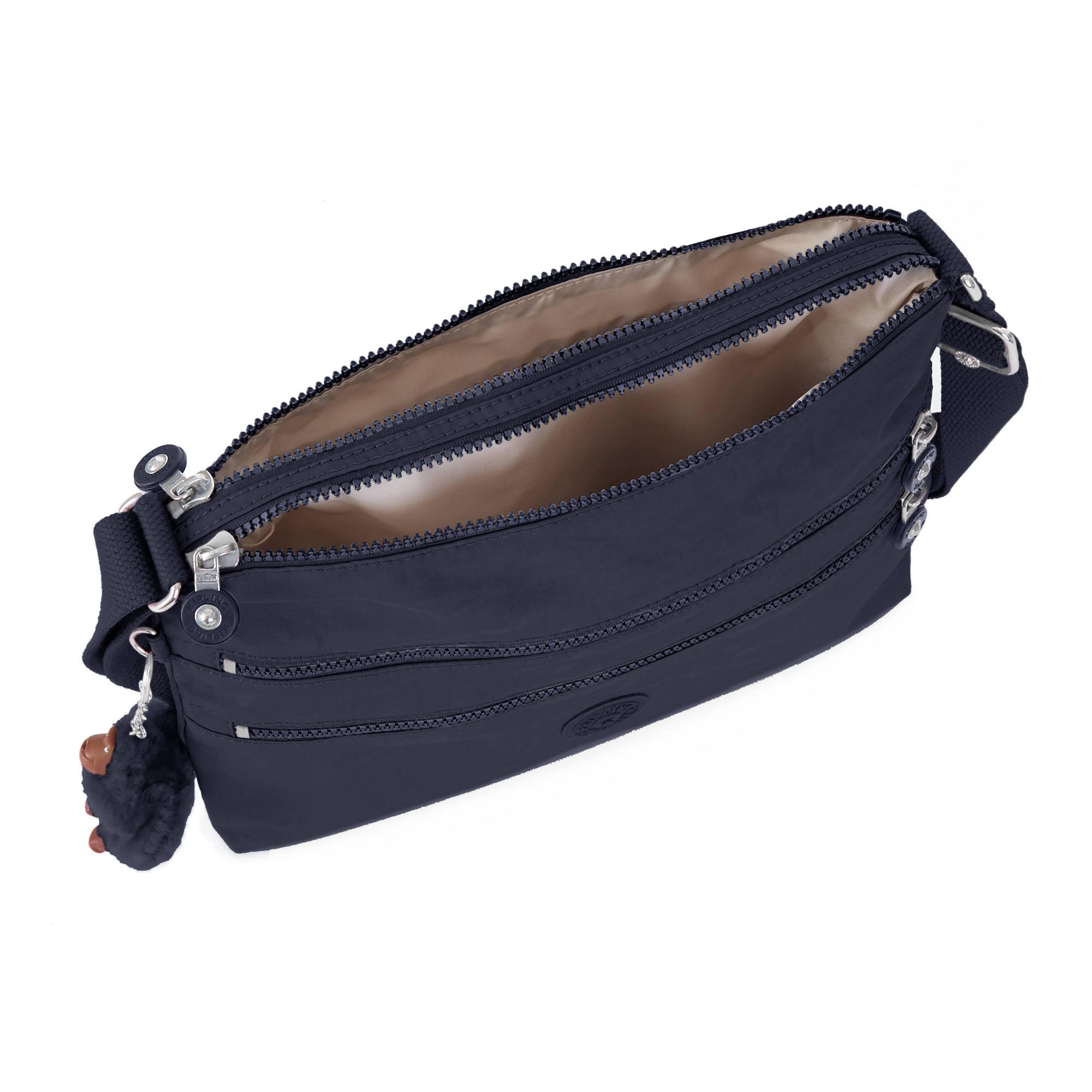 Kipling-Alvar-Metallic-Crossbody-Bag miniature 50