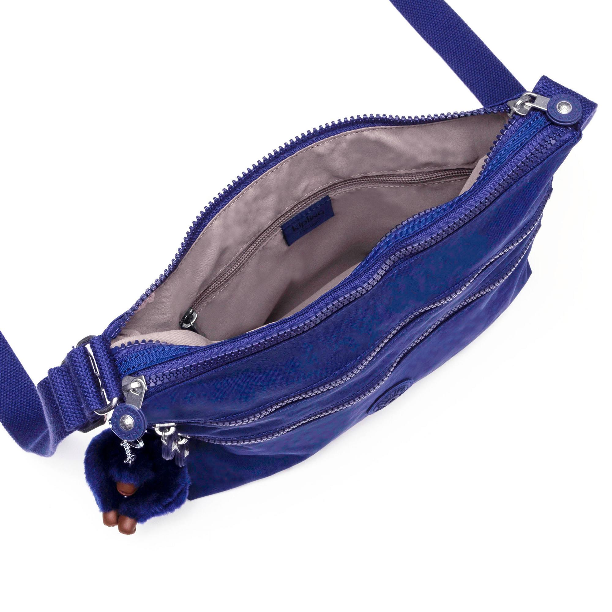 Kipling-Alvar-Metallic-Crossbody-Bag miniature 18