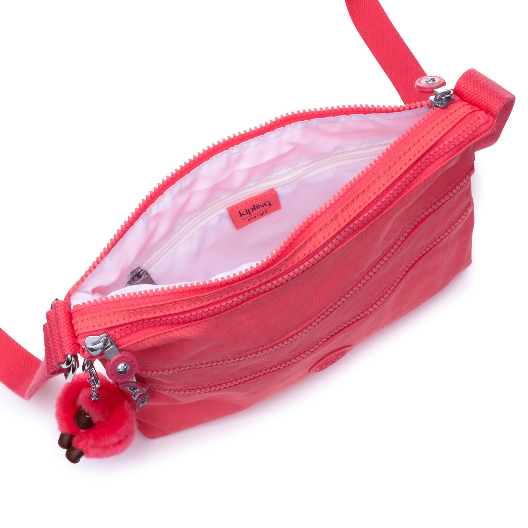 Kipling-Alvar-Metallic-Crossbody-Bag miniature 27