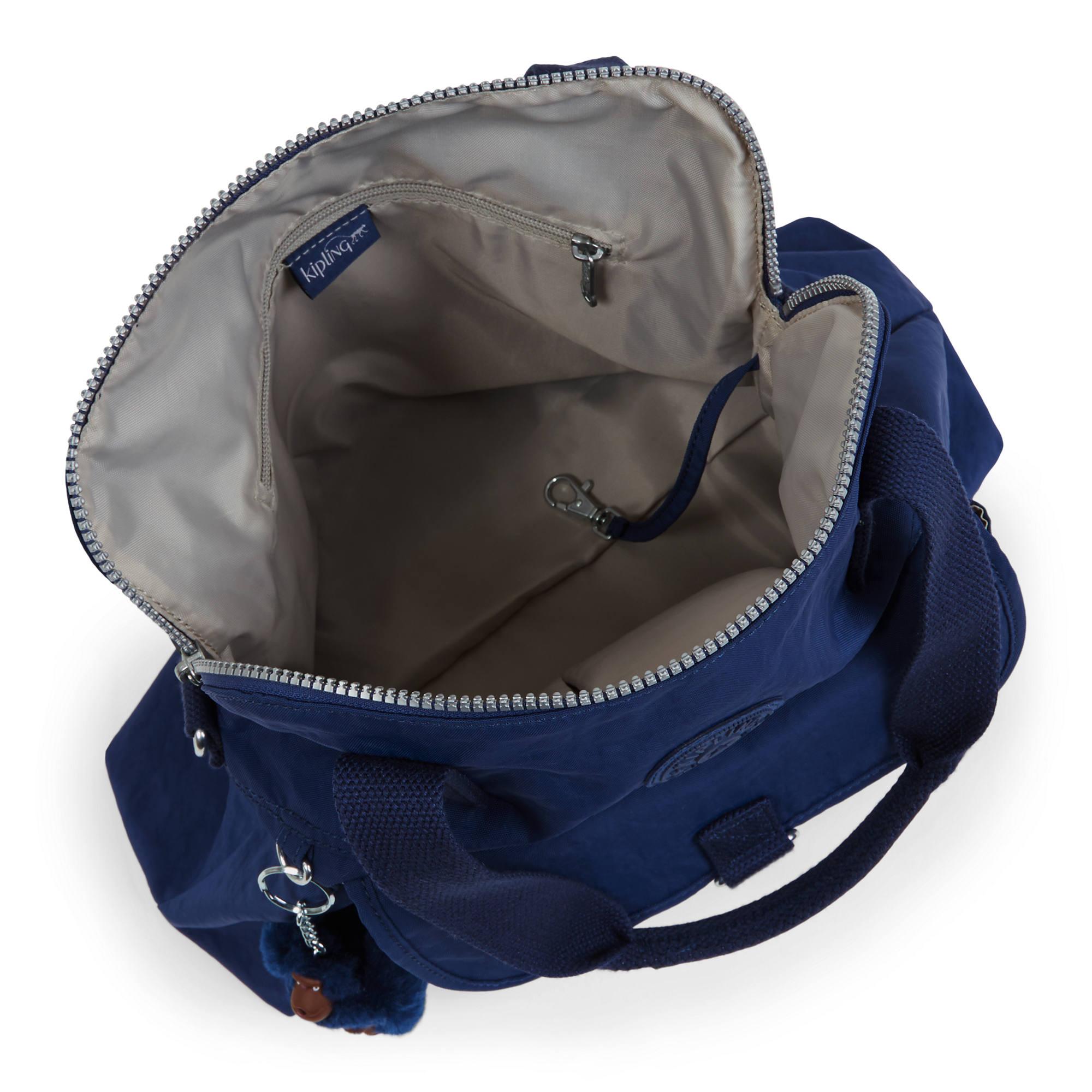 Pahneiro Handbag,Ink Blue,large-zoomed